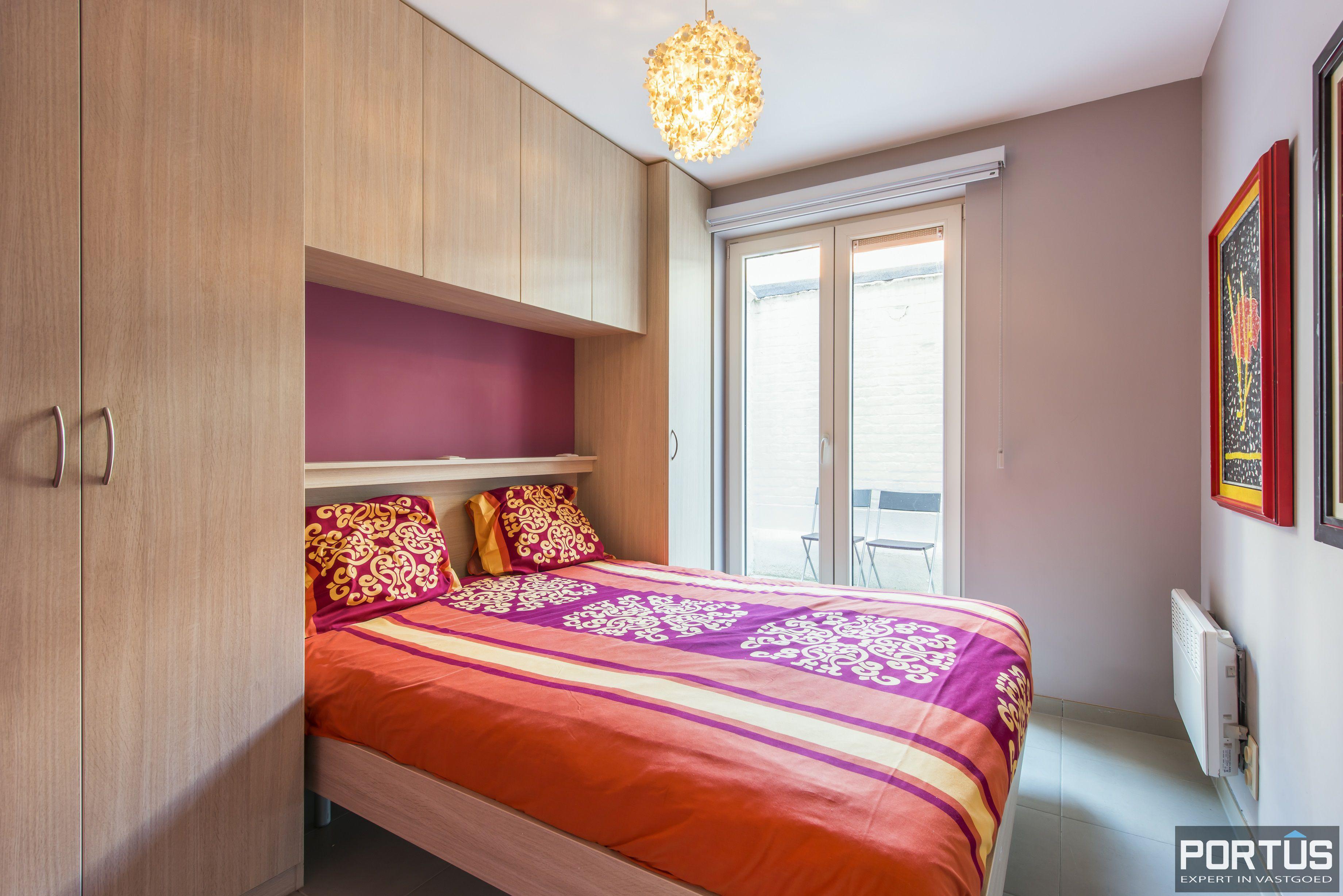 Instapklaar gelijkvloers appartement met 2 slaapkamers te huur te Nieuwpoort  - 11739