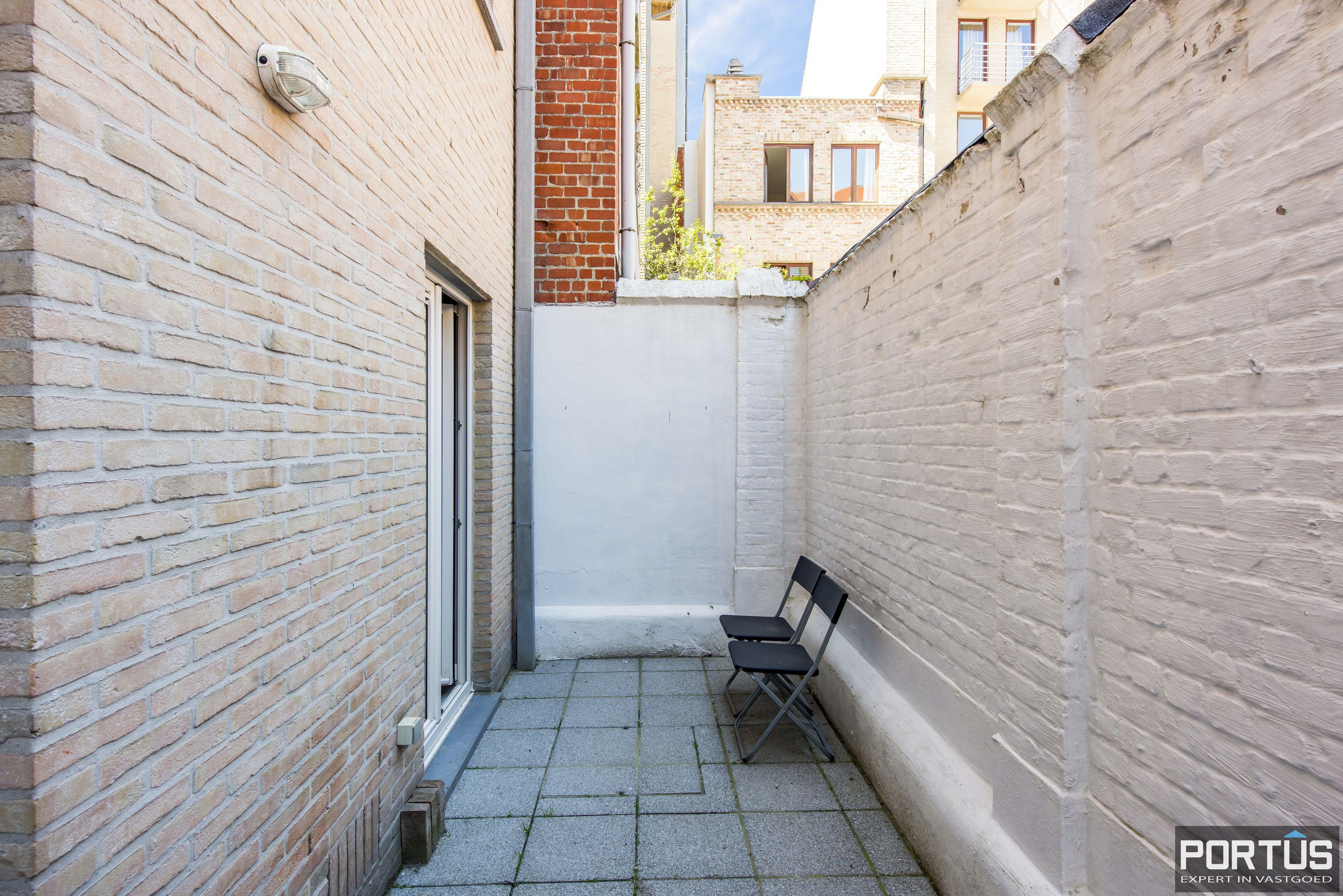 Instapklaar gelijkvloers appartement met 2 slaapkamers te huur te Nieuwpoort  - 11741
