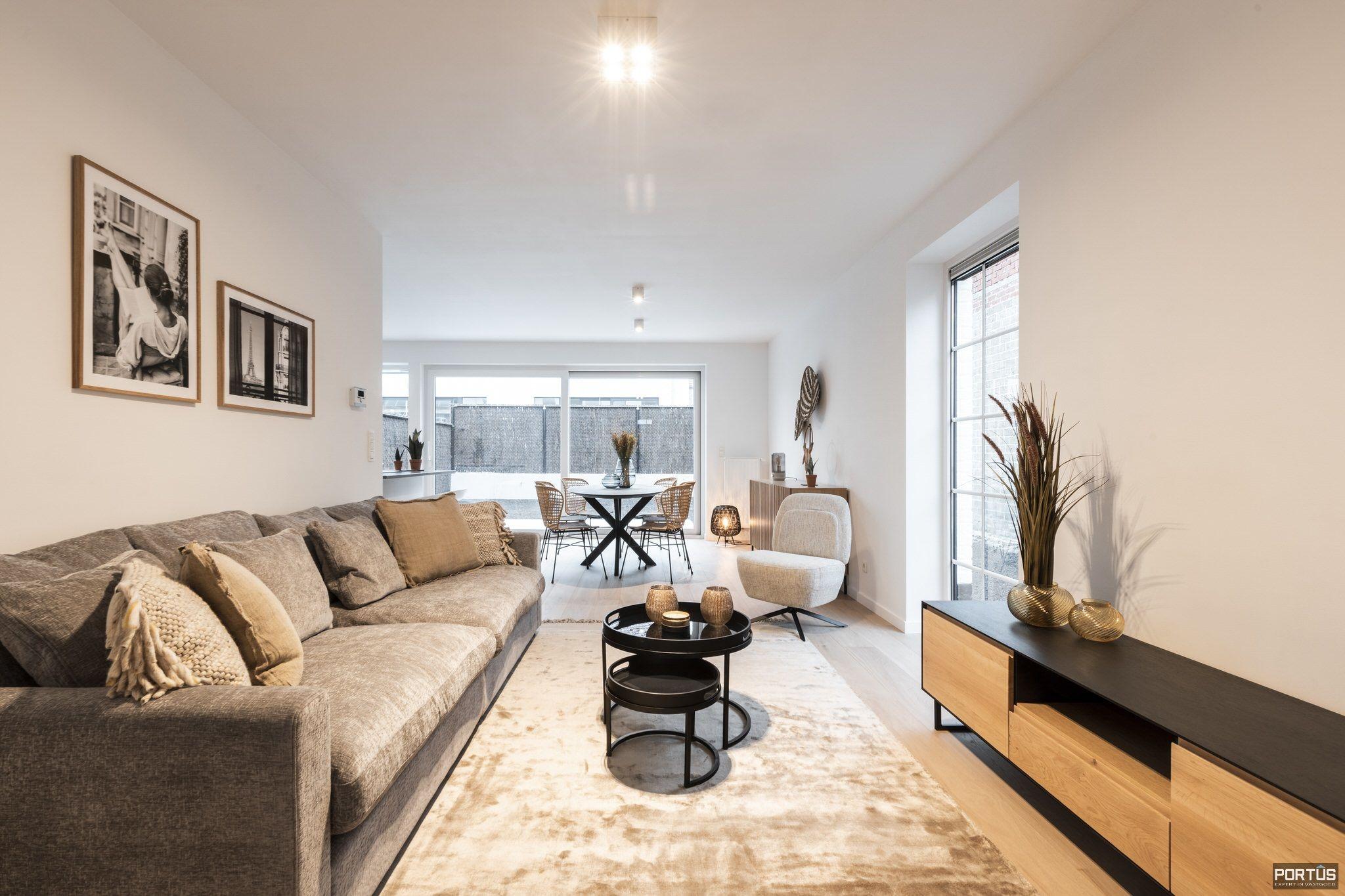 Nieuwbouwwoning met 4 slaapkamers te koop te Lombardsijde