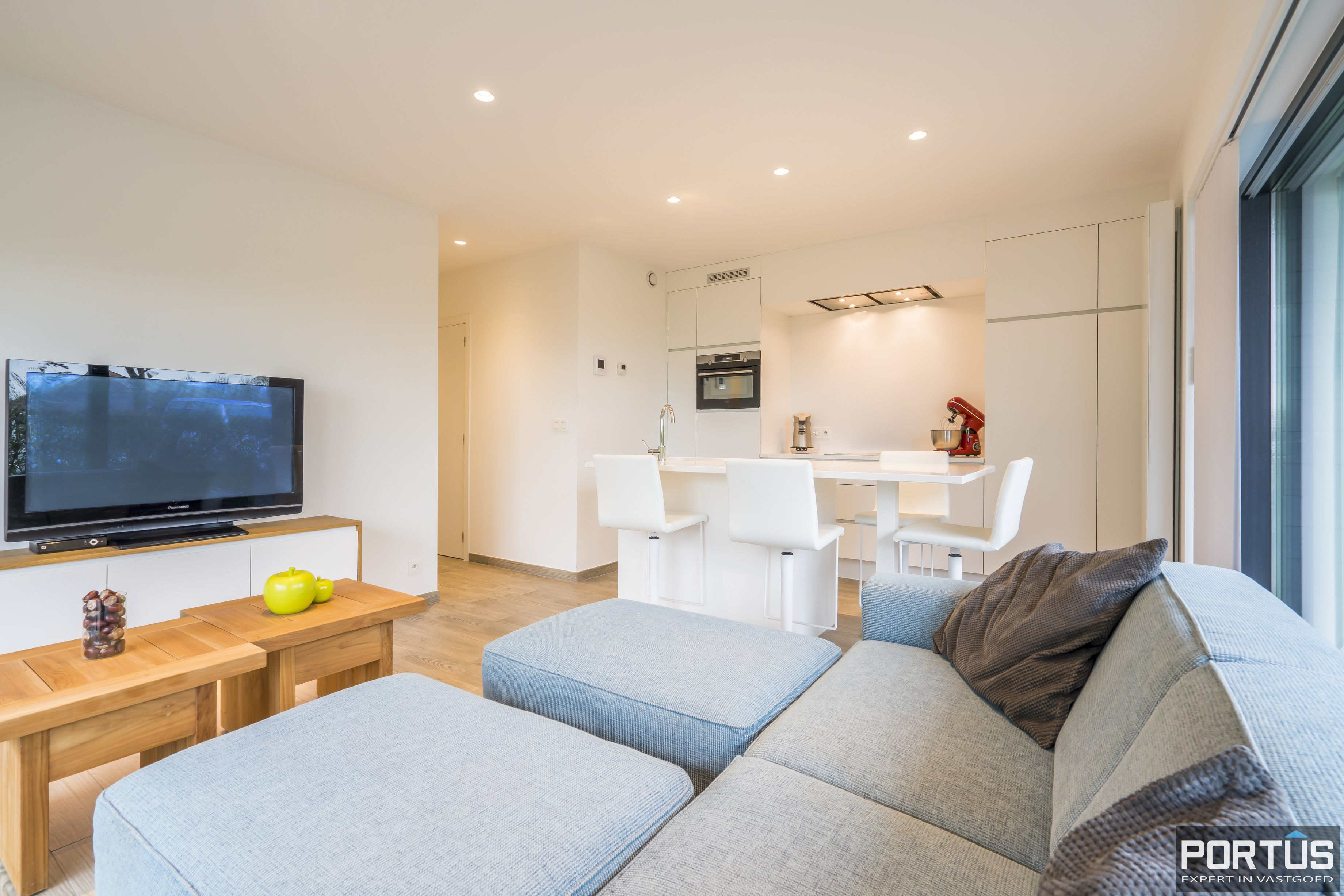 Appartement te koop met 2 slaapkamers in Residentie Waterfront te Nieuwpoort - 11862