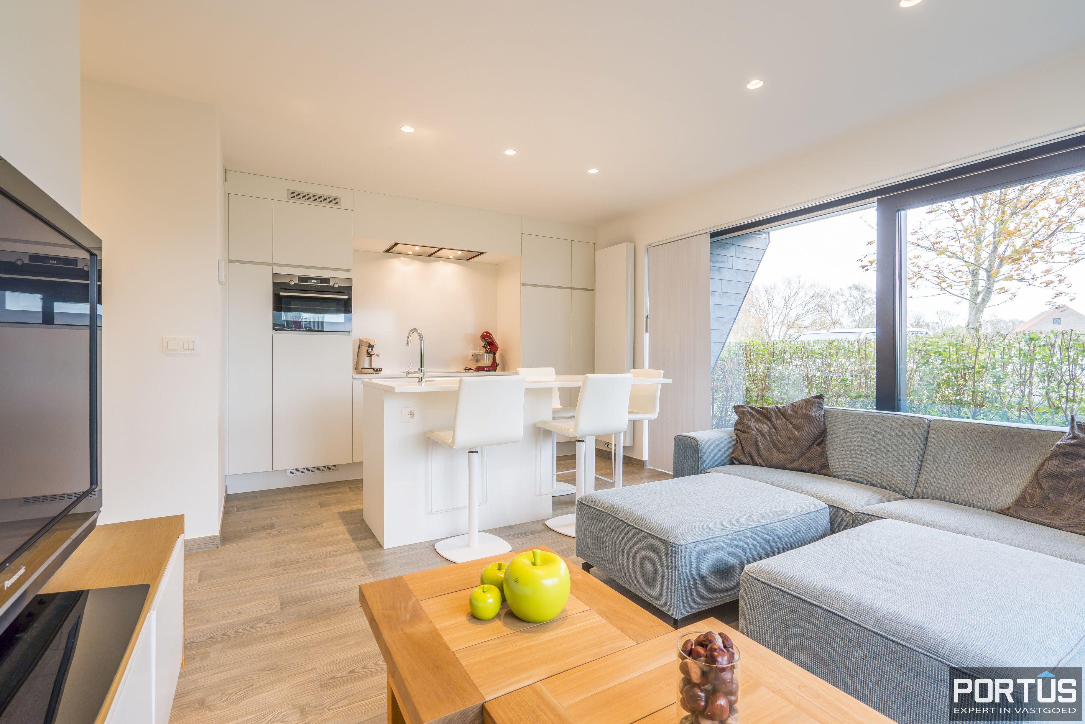 Appartement te koop met 2 slaapkamers in Residentie Waterfront te Nieuwpoort - 11863