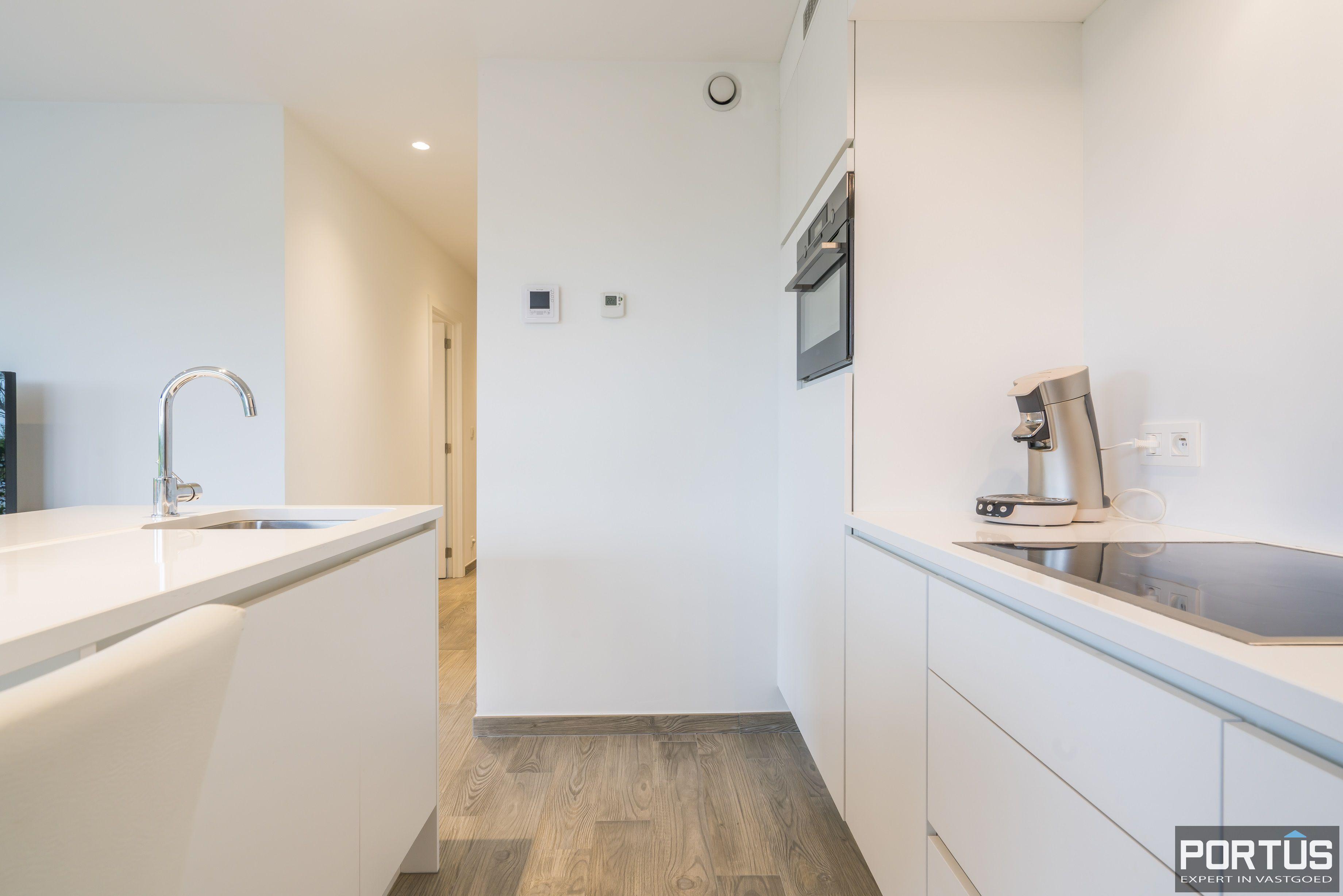 Appartement te koop met 2 slaapkamers in Residentie Waterfront te Nieuwpoort - 11865