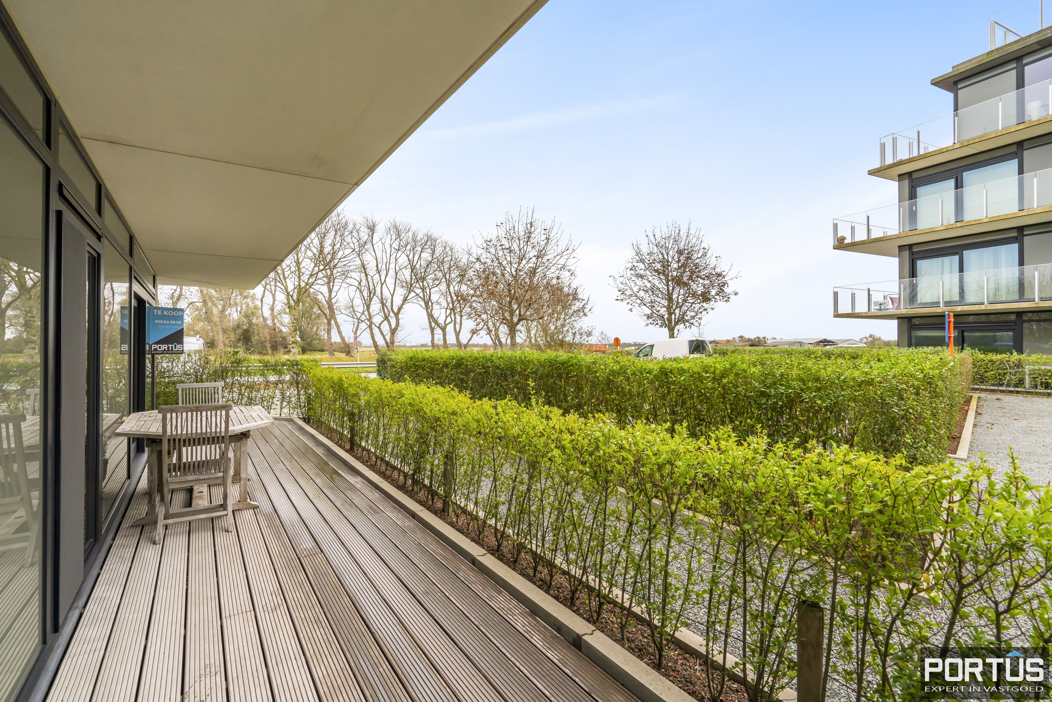 Appartement te koop met 2 slaapkamers in Residentie Waterfront te Nieuwpoort - 11870