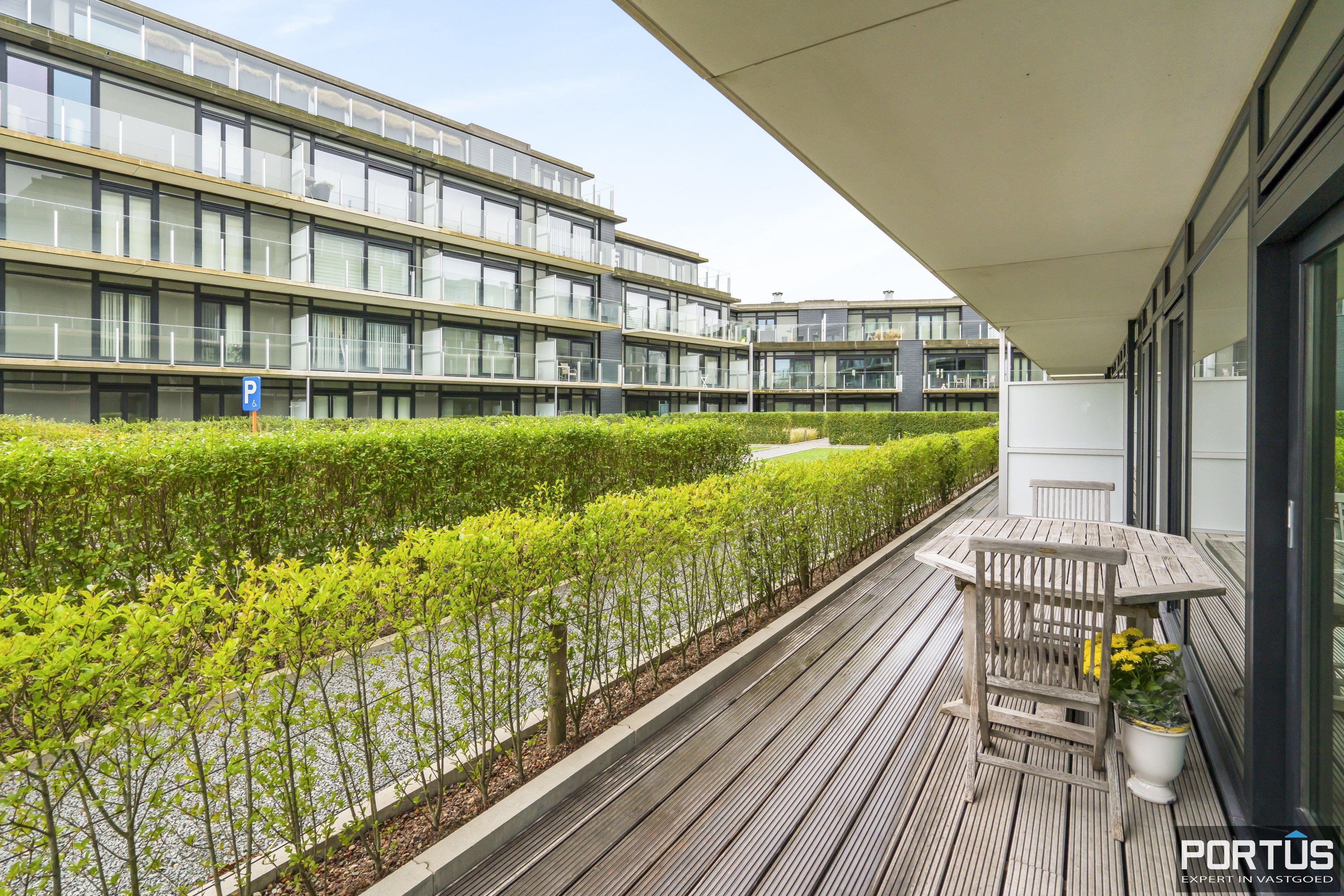 Appartement te koop met 2 slaapkamers in Residentie Waterfront te Nieuwpoort - 11871