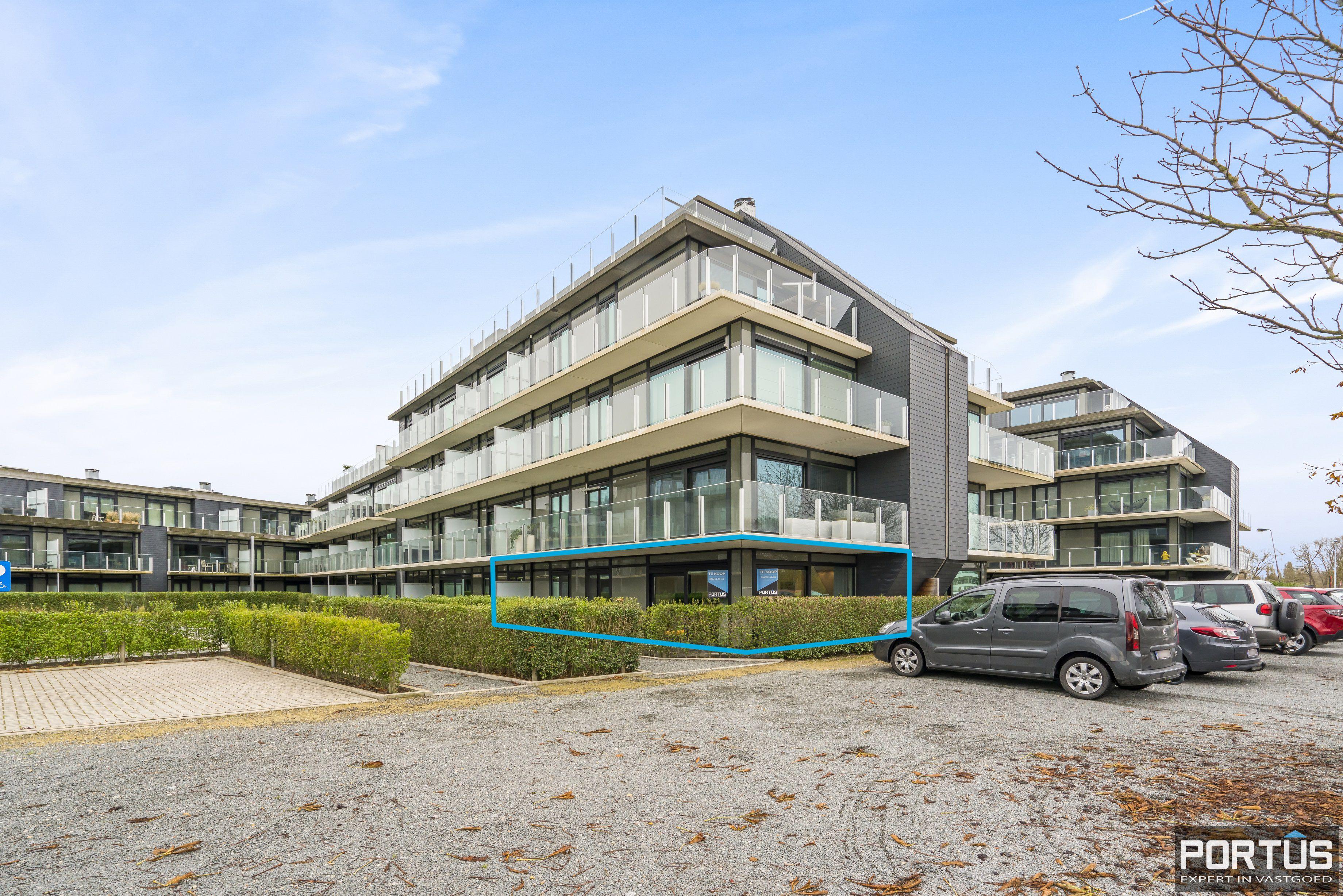 Appartement te koop met 2 slaapkamers in Residentie Waterfront te Nieuwpoort - 11873