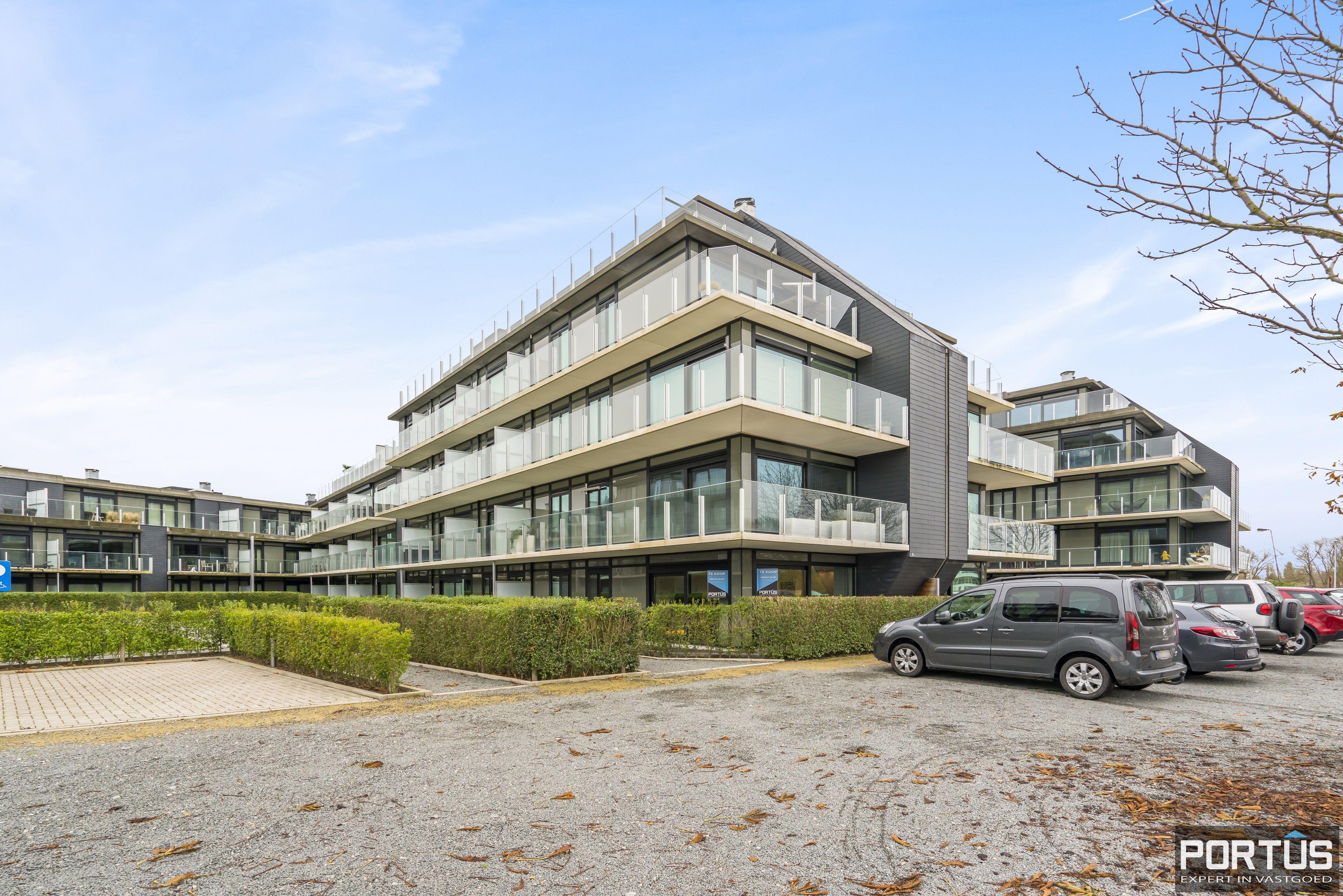 Appartement te koop met 2 slaapkamers in Residentie Waterfront te Nieuwpoort - 11874