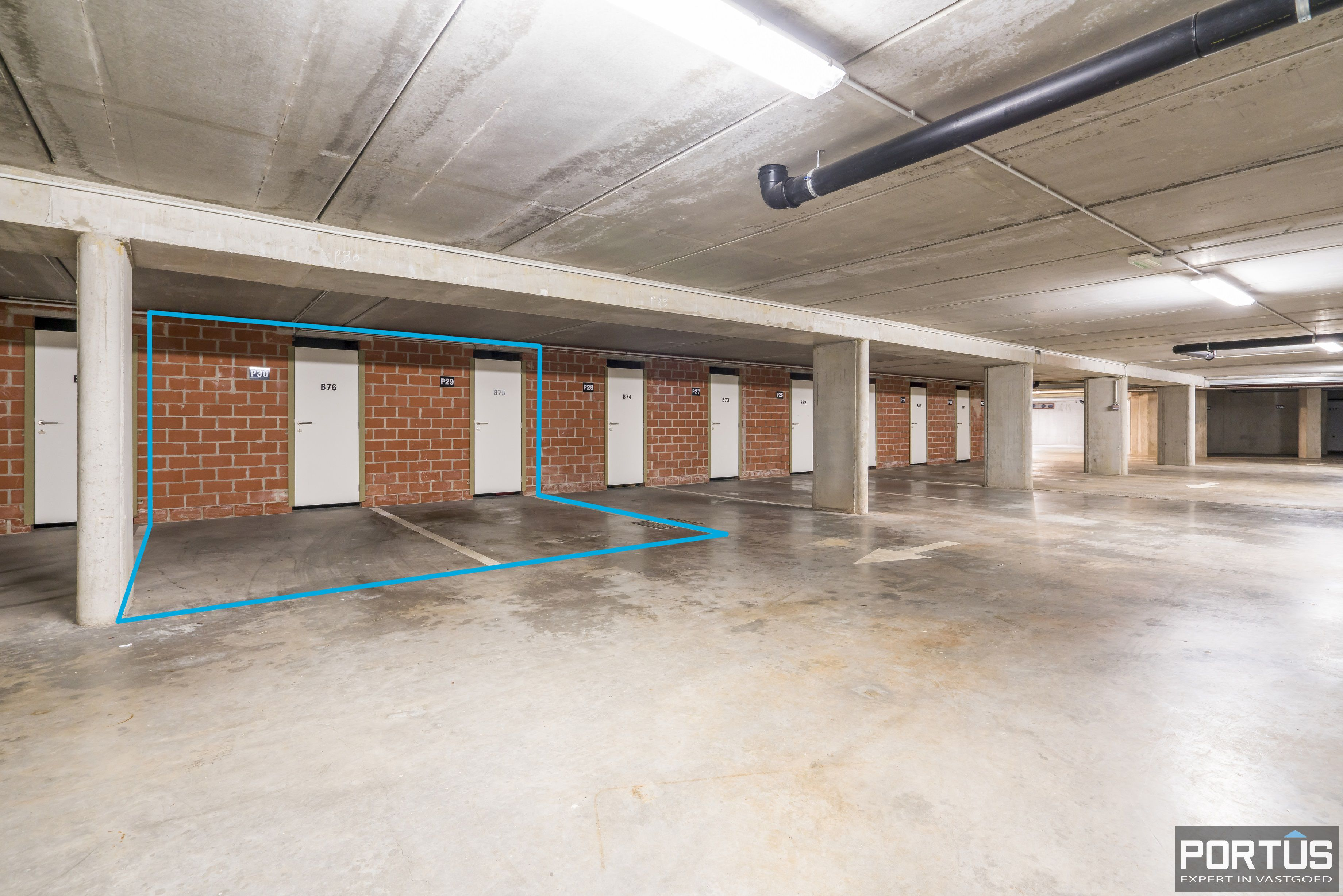Appartement te koop met 2 slaapkamers in Residentie Waterfront te Nieuwpoort - 11876