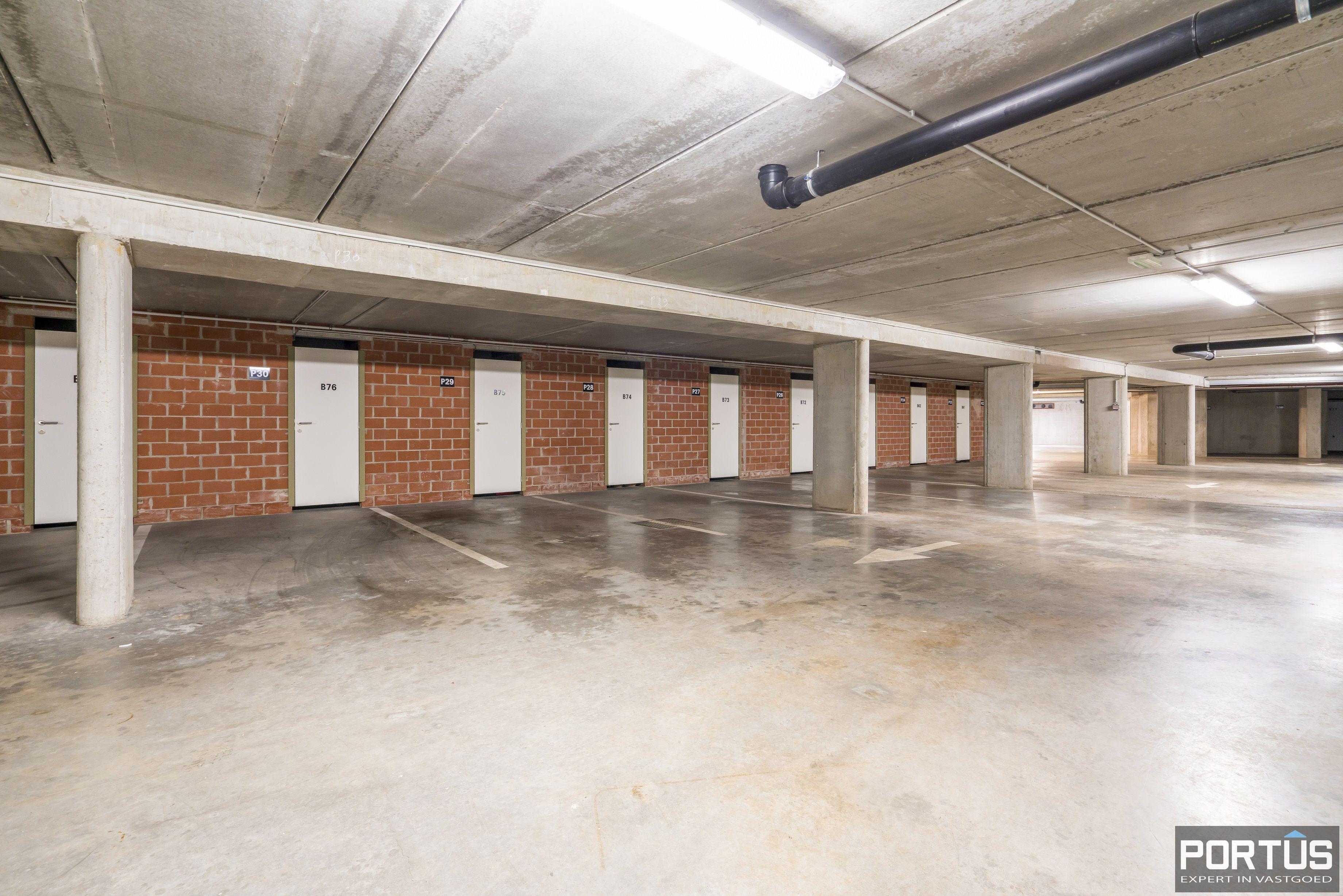 Appartement te koop met 2 slaapkamers in Residentie Waterfront te Nieuwpoort - 11877