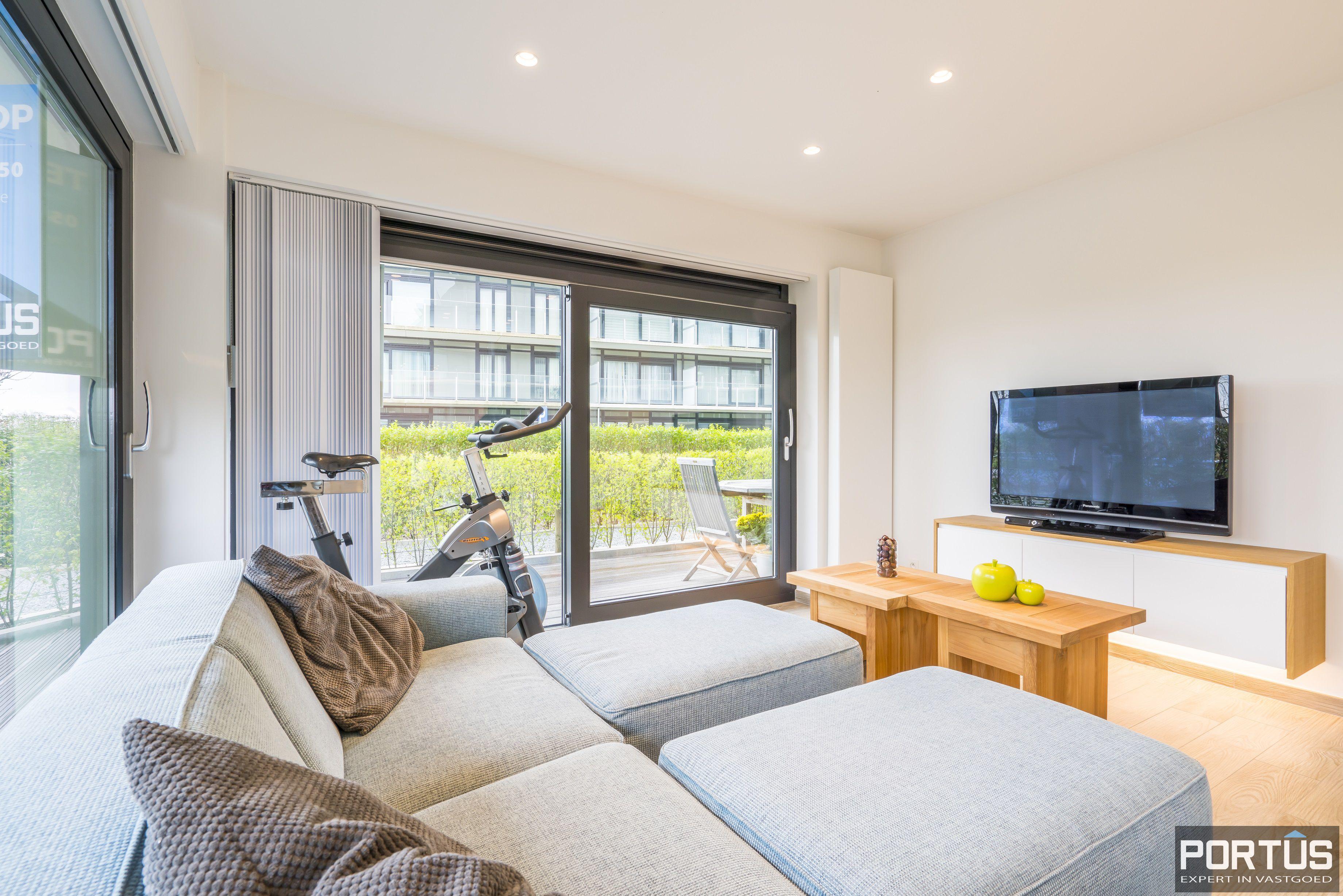 Appartement te koop met 2 slaapkamers in Residentie Waterfront te Nieuwpoort - 11880