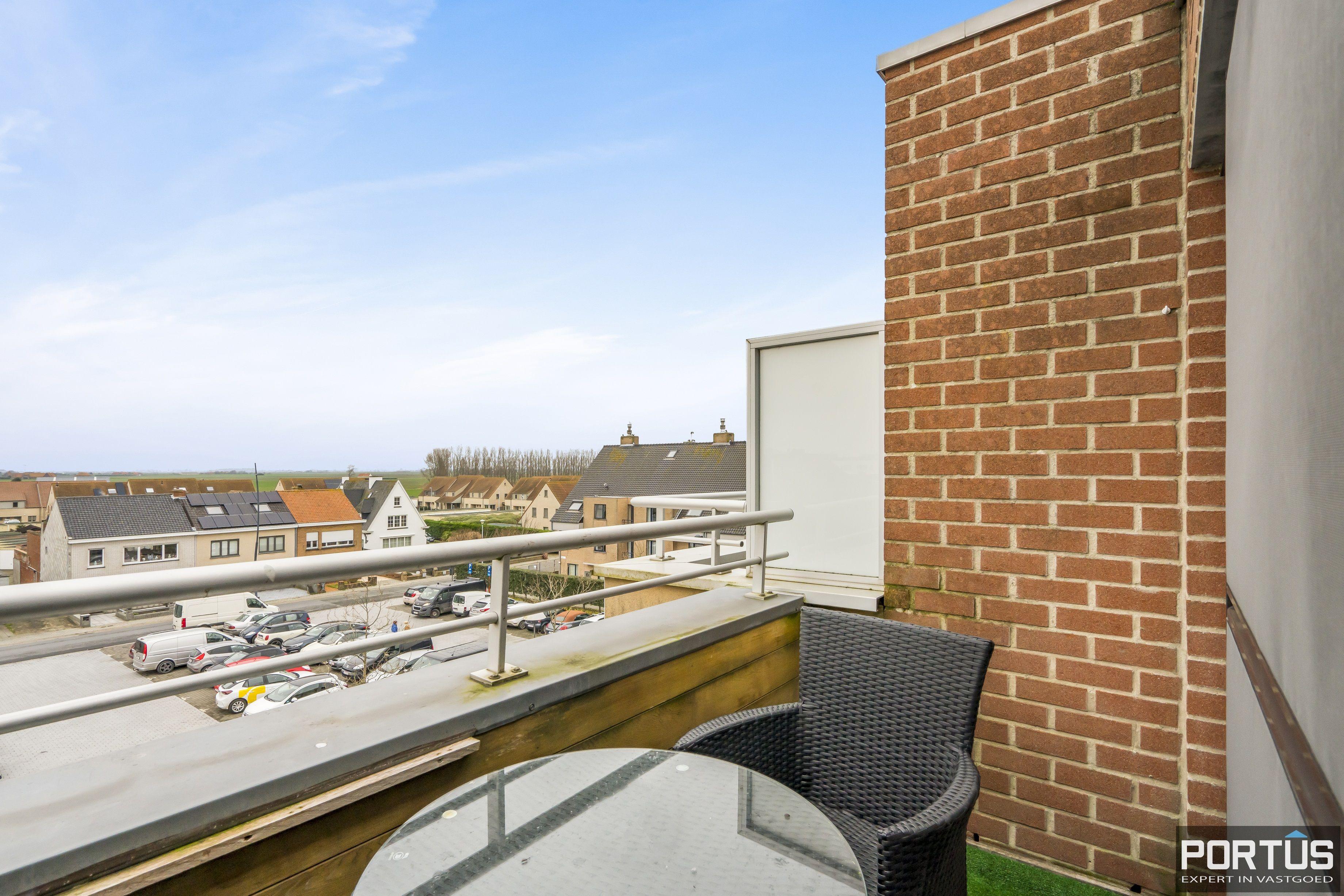 Instapklaar appartement met 1 slaapkamer te koop te Westende - 12046