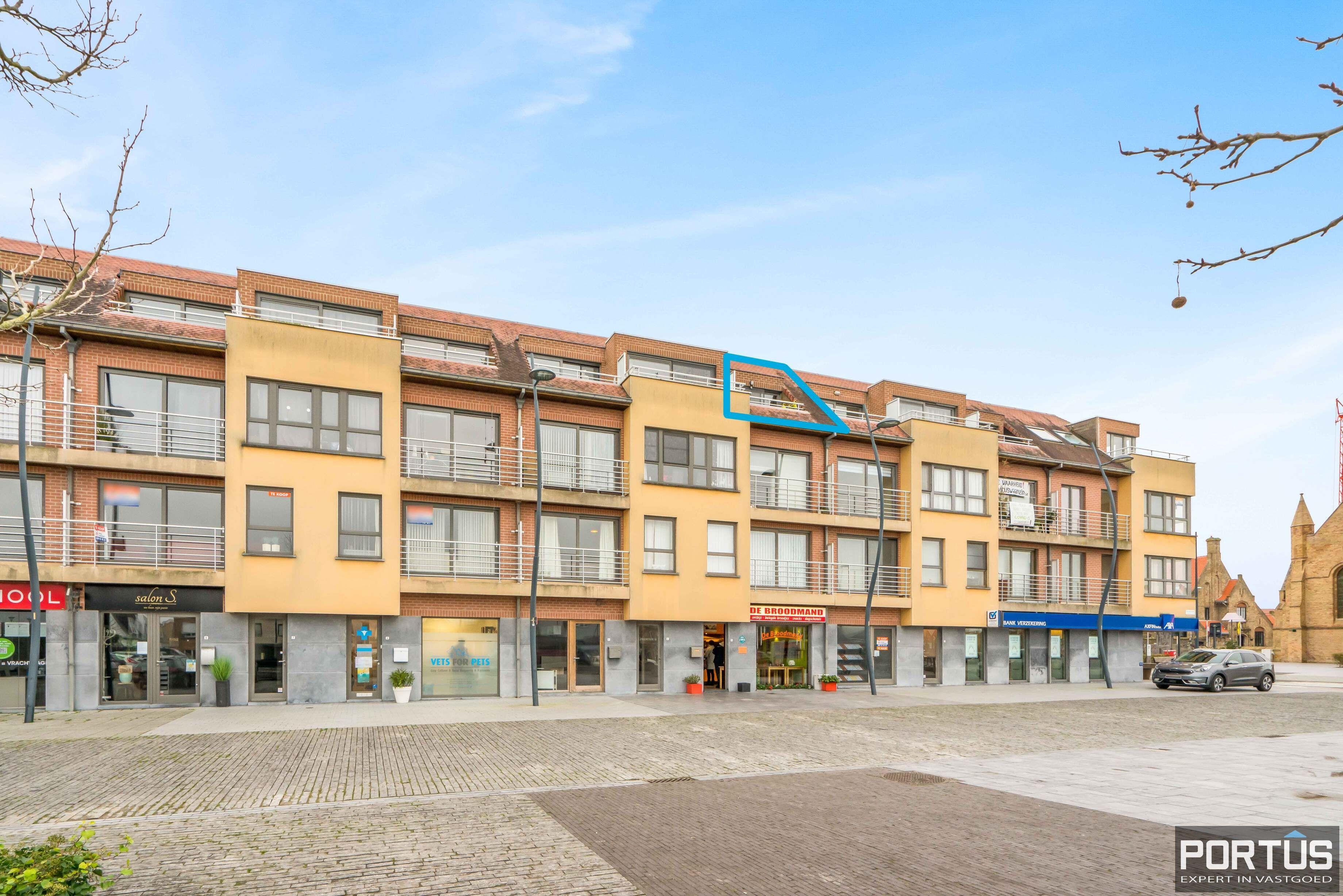 Instapklaar appartement met 1 slaapkamer te koop te Westende - 12050