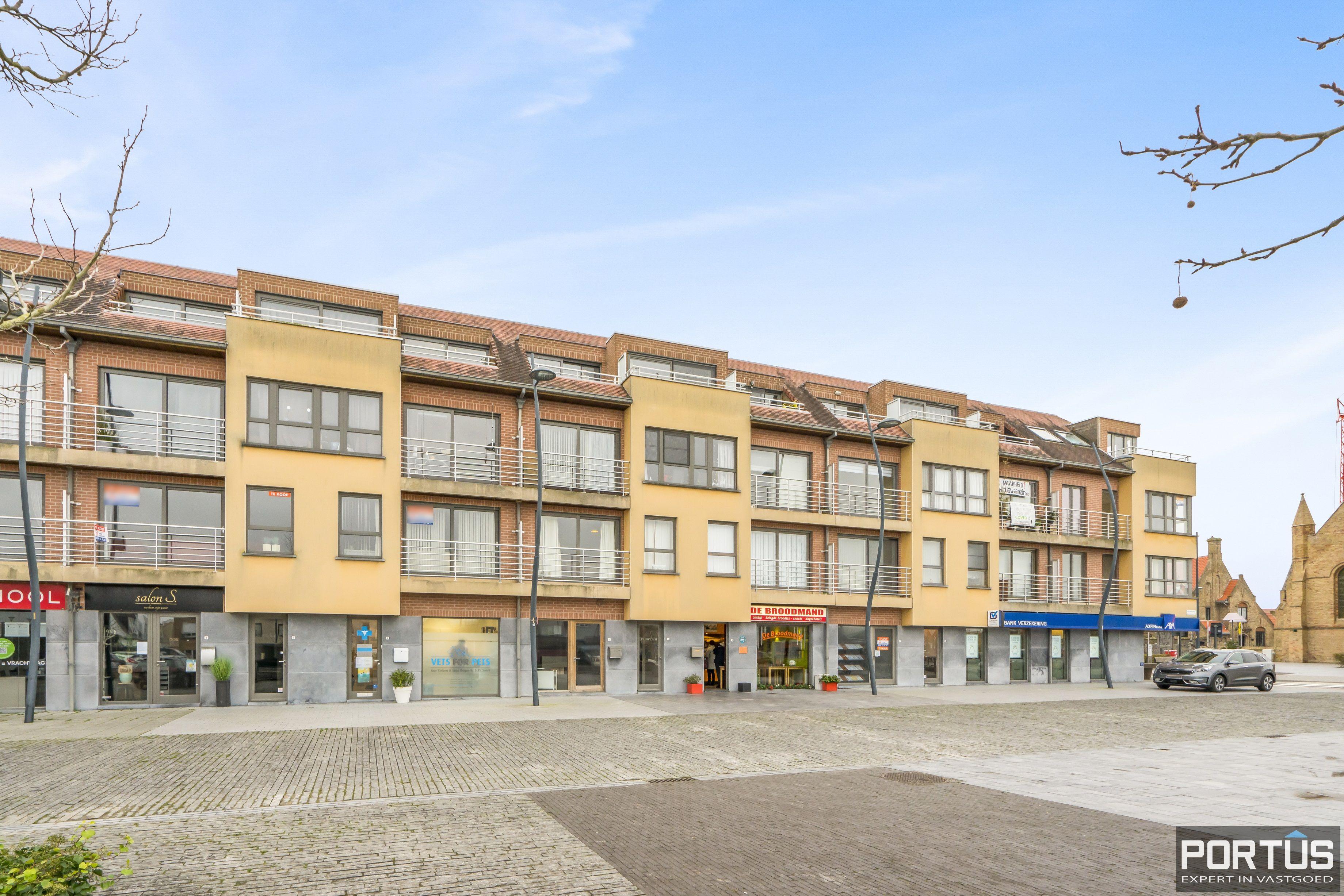 Instapklaar appartement met 1 slaapkamer te koop te Westende - 12051