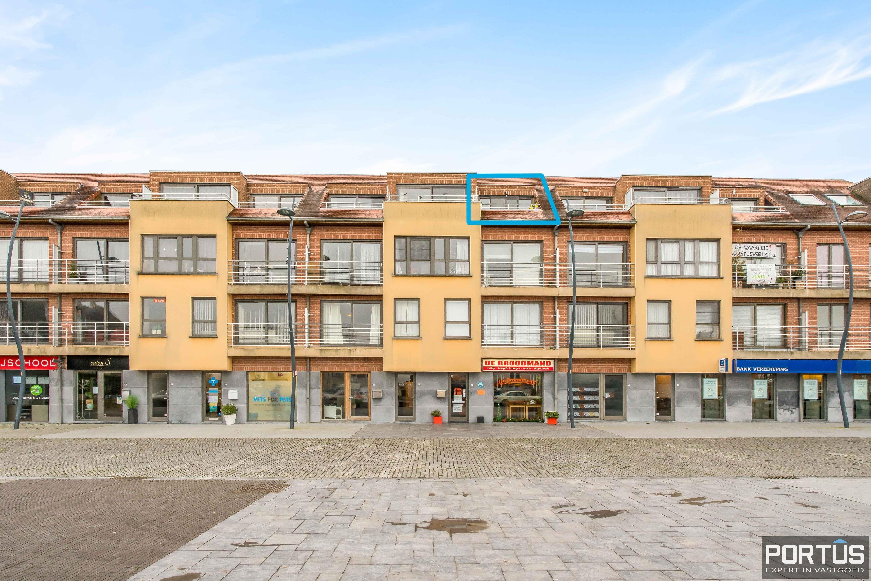 Instapklaar appartement met 1 slaapkamer te koop te Westende - 12052