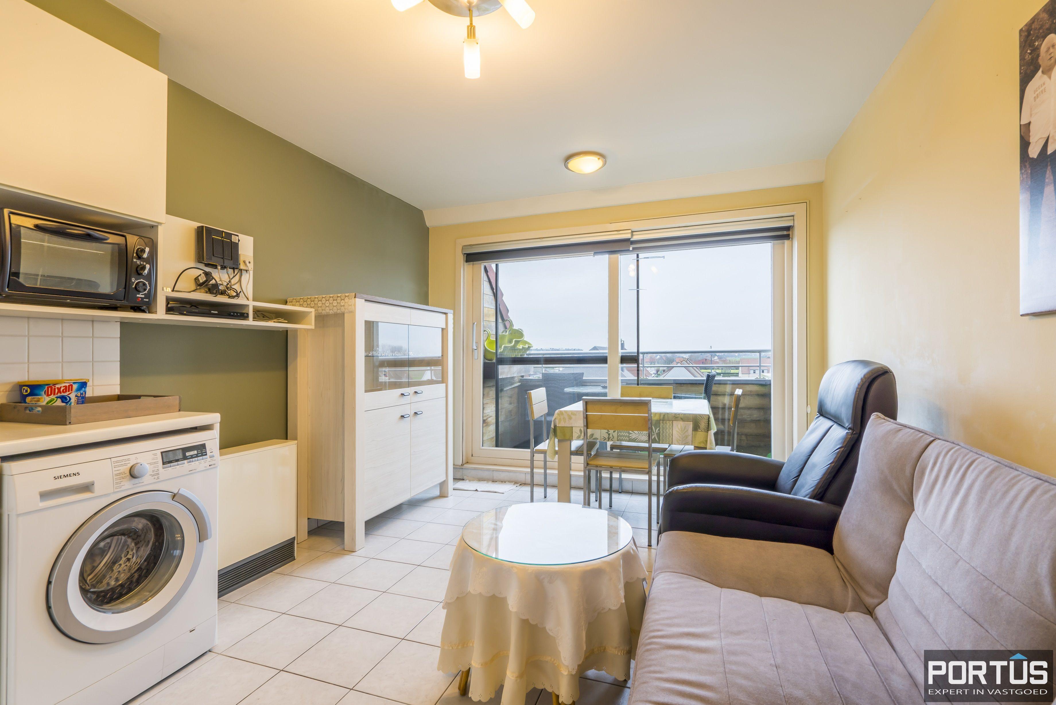 Instapklaar appartement met 1 slaapkamer te koop te Westende - 12054