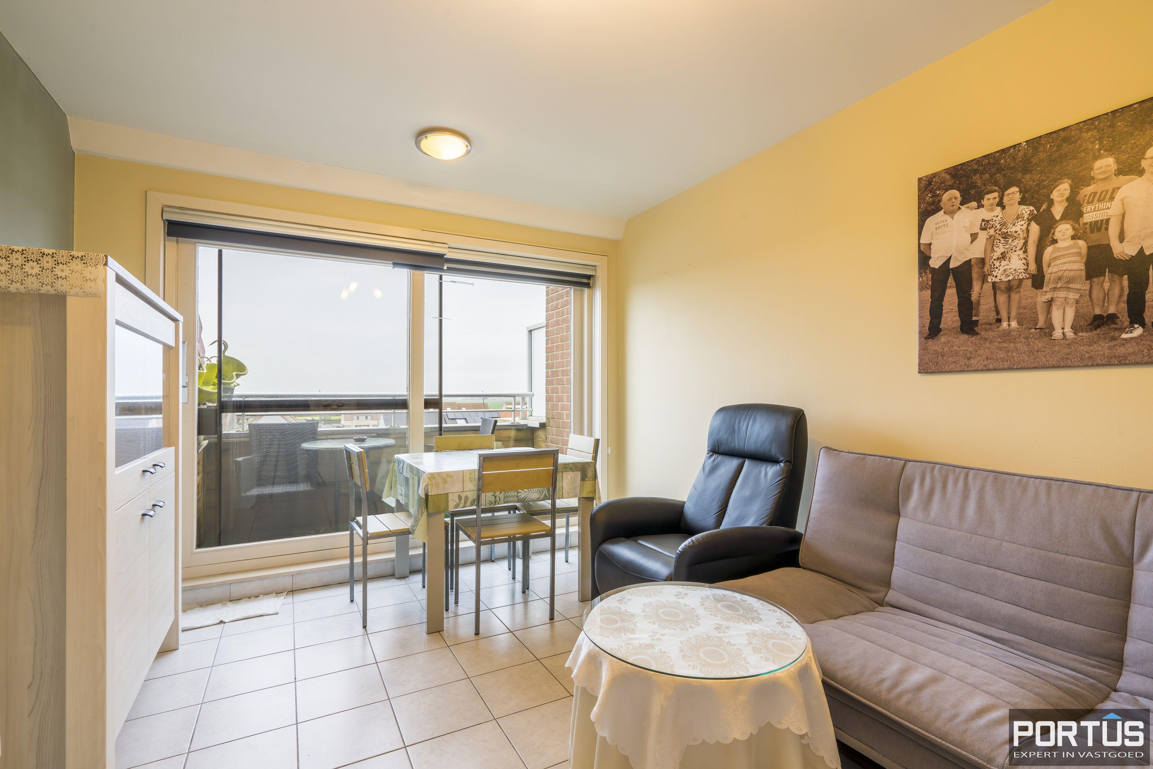 Instapklaar appartement met 1 slaapkamer te koop te Westende - 12055