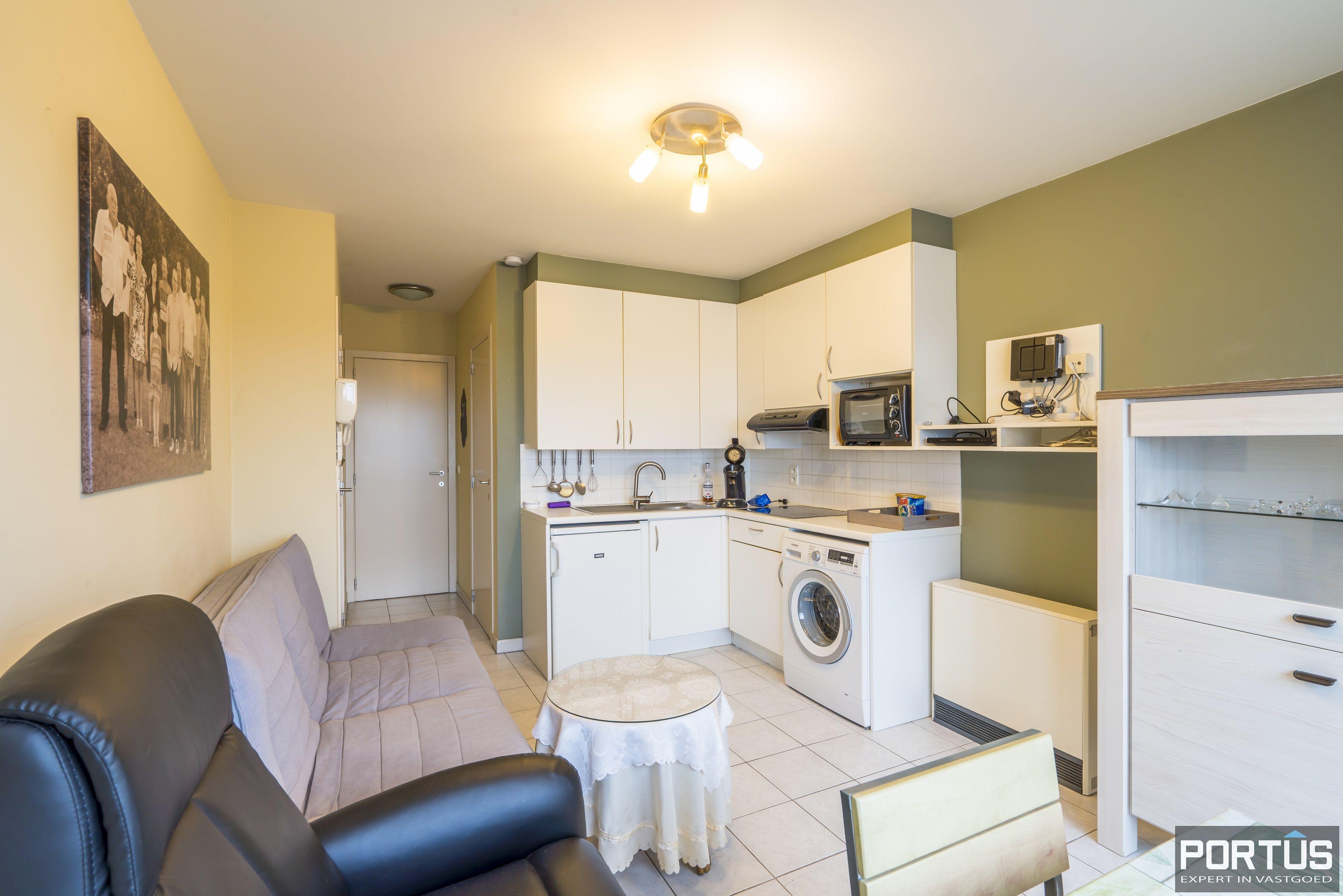 Instapklaar appartement met 1 slaapkamer te koop te Westende - 12057