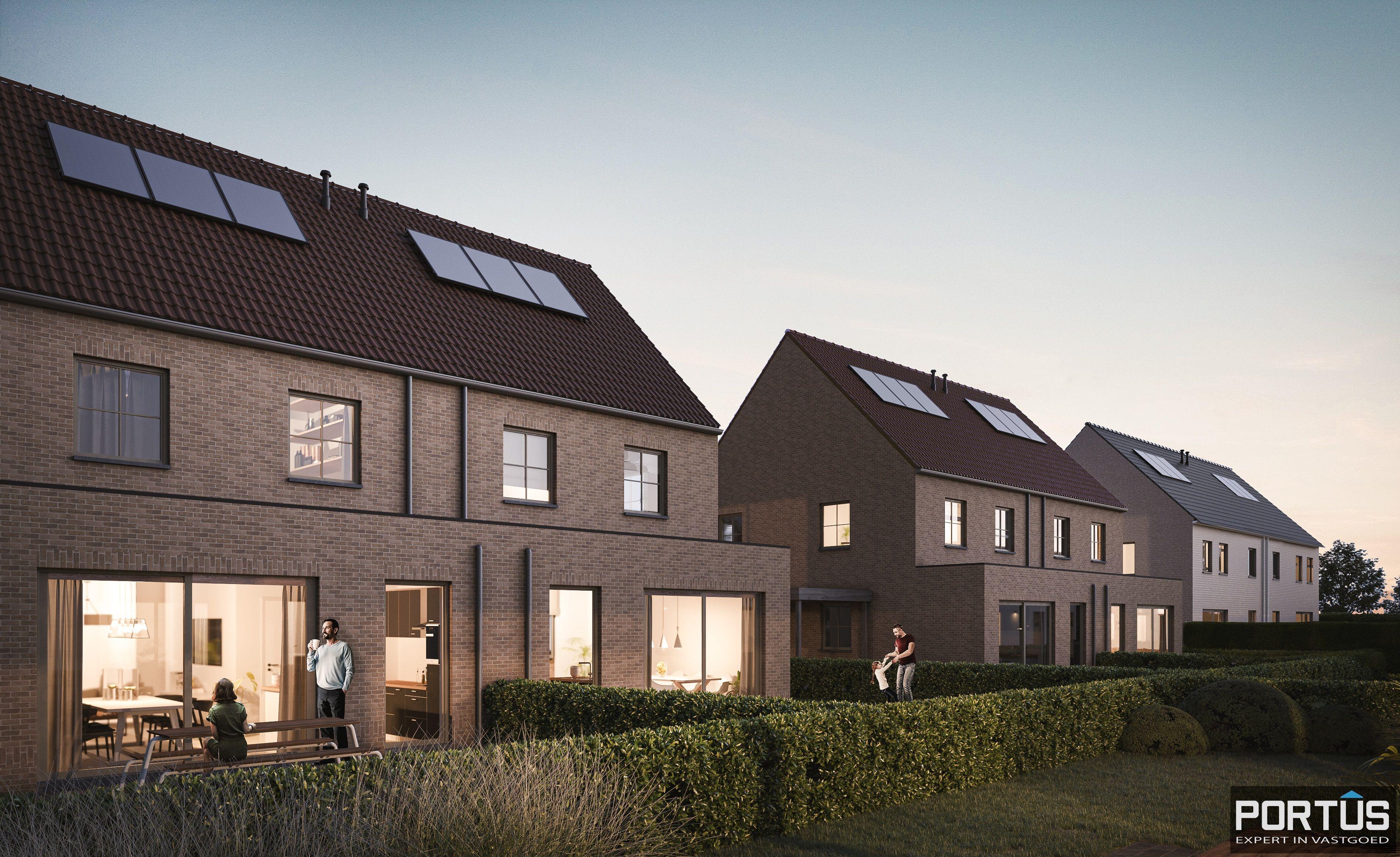 Moderne gezinswoning met 3 slaapkamers te koop te Lombardsijde - 12166