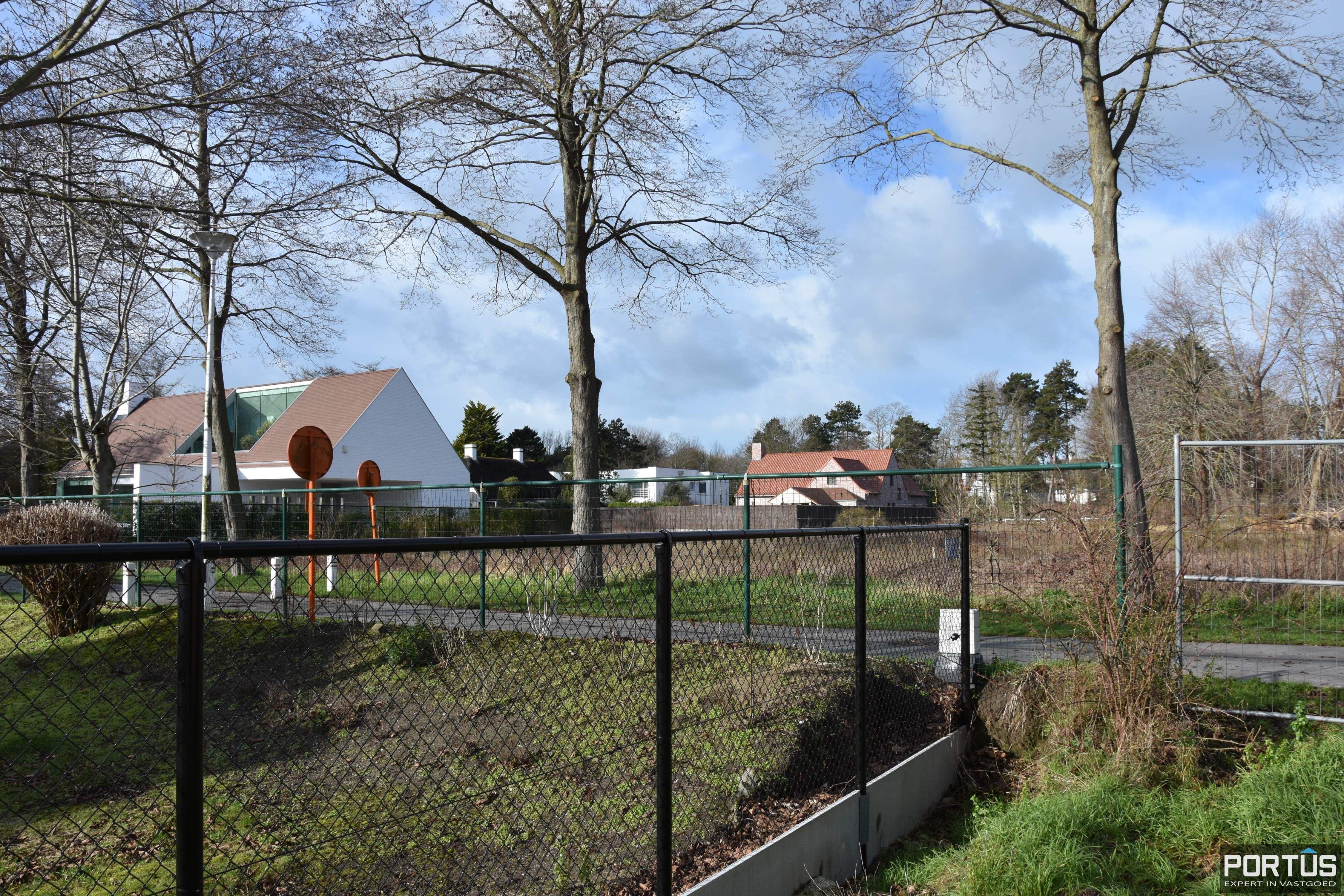 Nieuwbouwvilla met 3 slaapkamers te koop te Nieuwpoort  - 12281