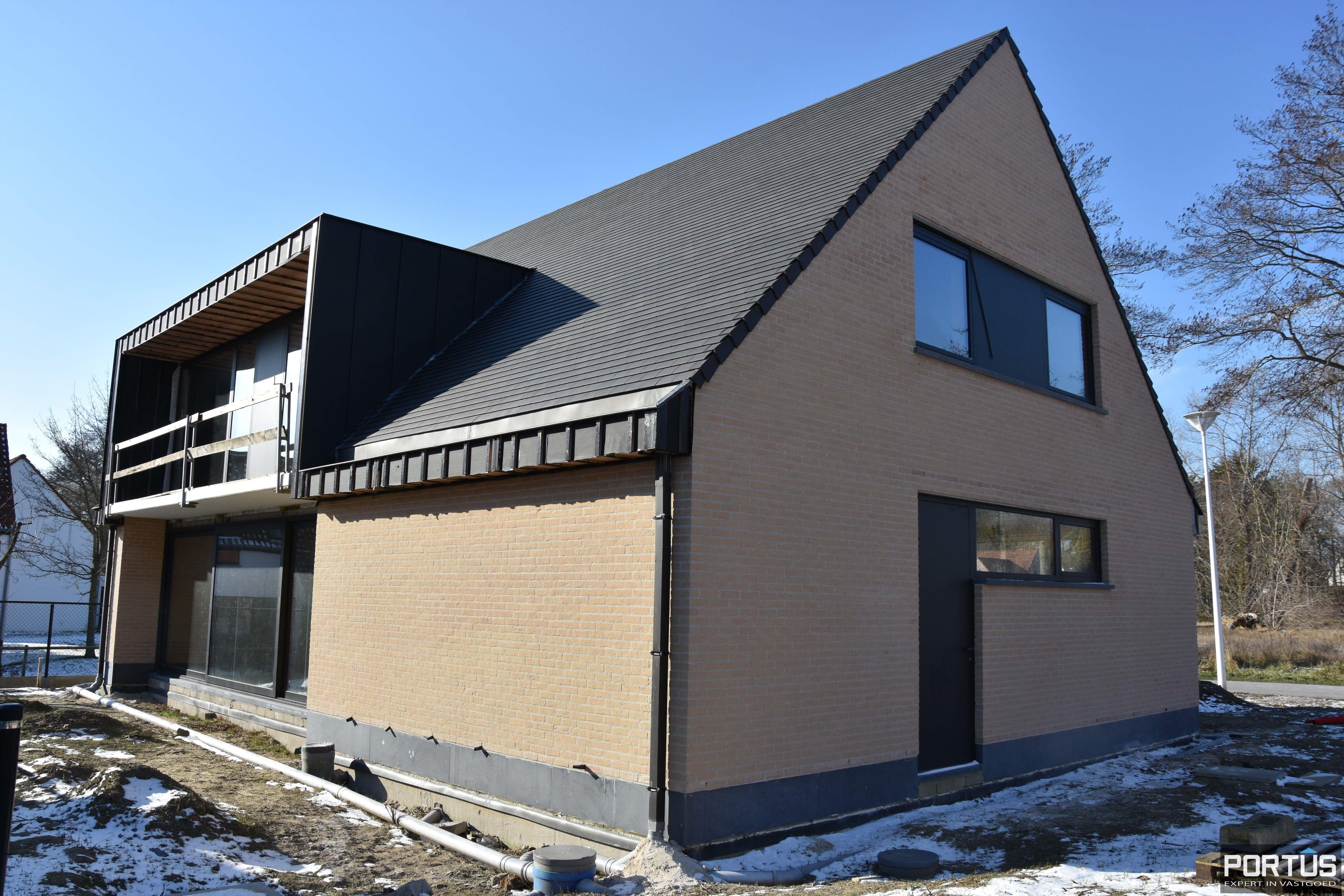 Nieuwbouwvilla met 3 slaapkamers te koop te Nieuwpoort  - 12282