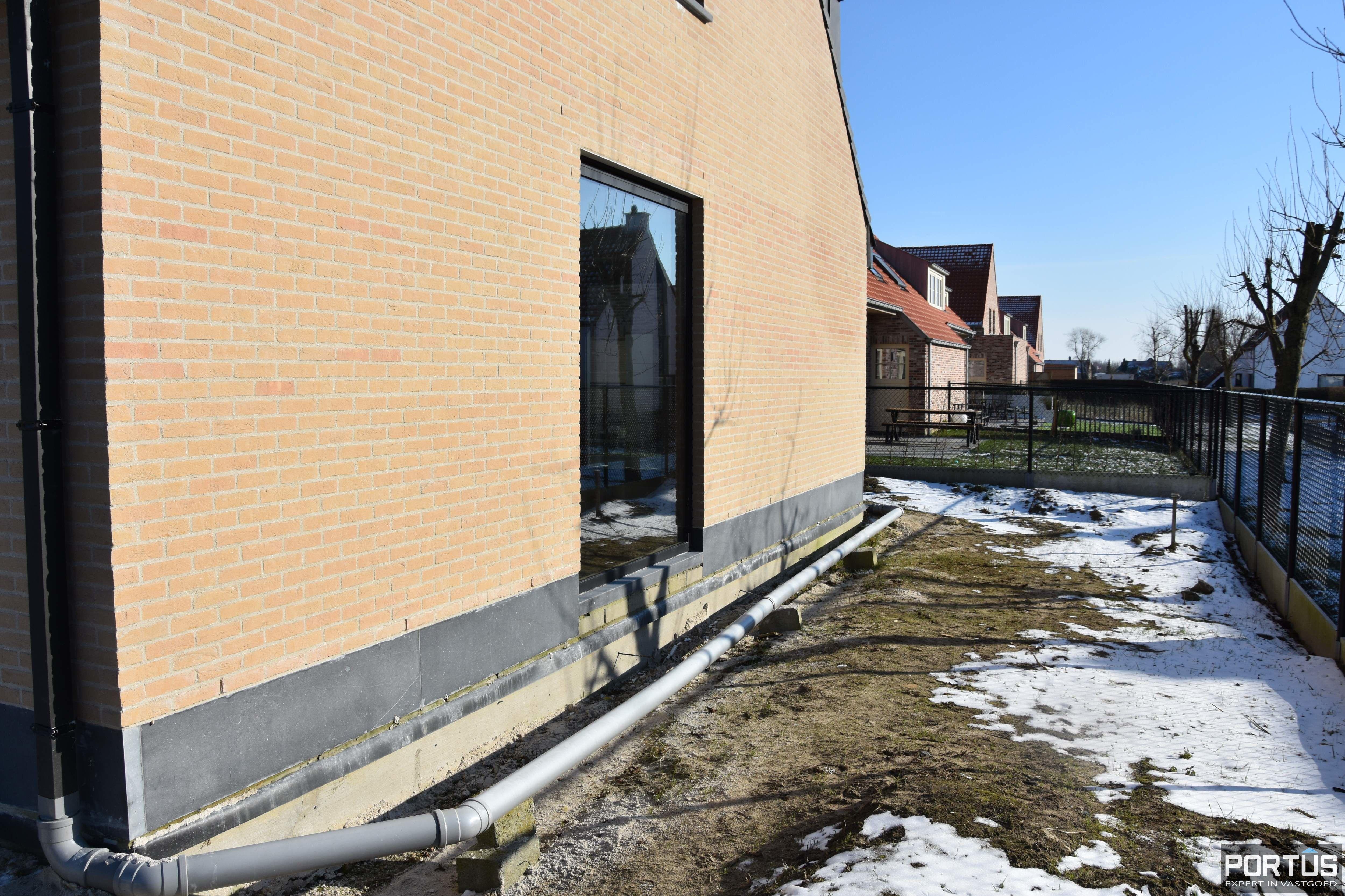 Nieuwbouwvilla met 3 slaapkamers te koop te Nieuwpoort  - 12286