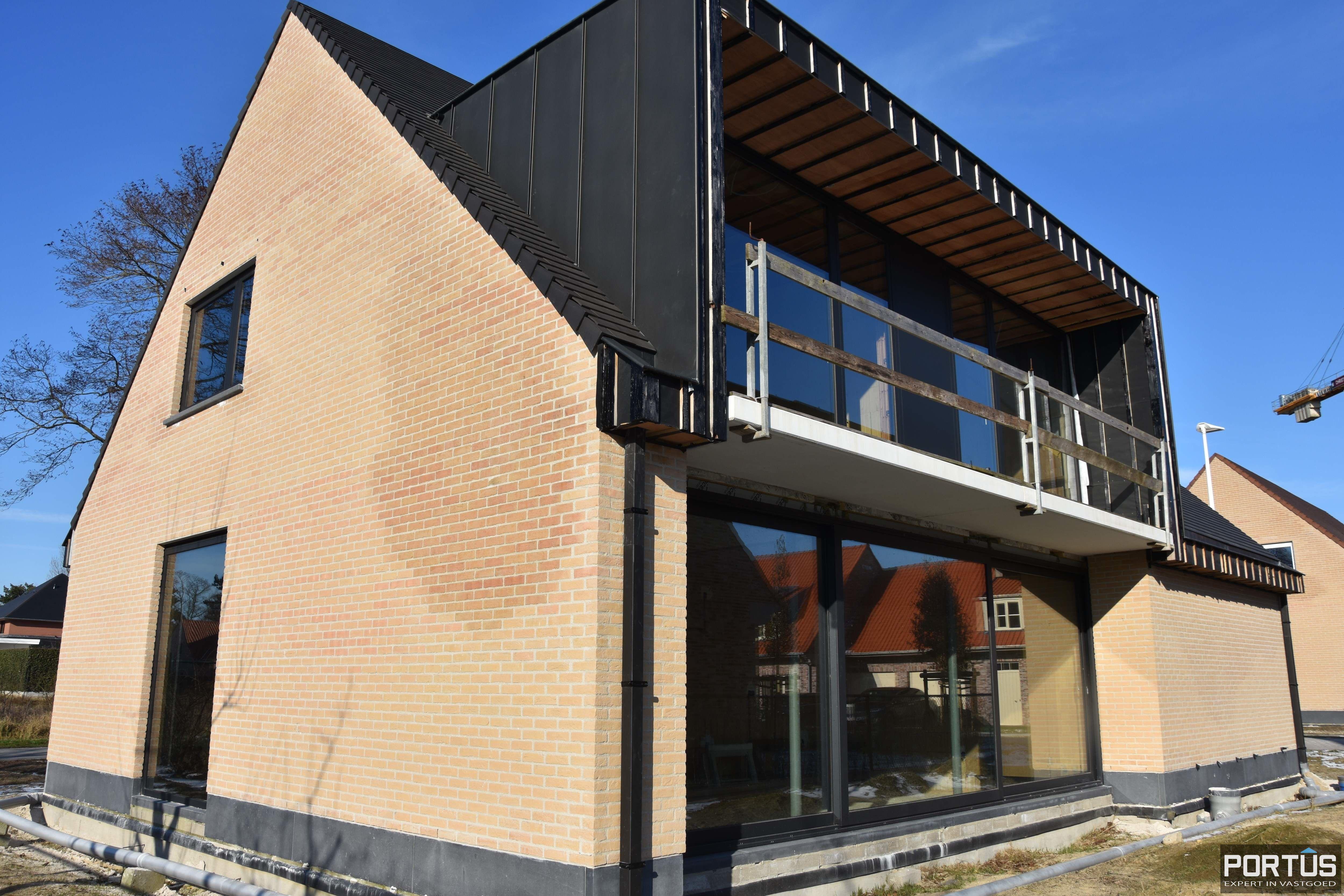 Nieuwbouwvilla met 3 slaapkamers te koop te Nieuwpoort  - 12287
