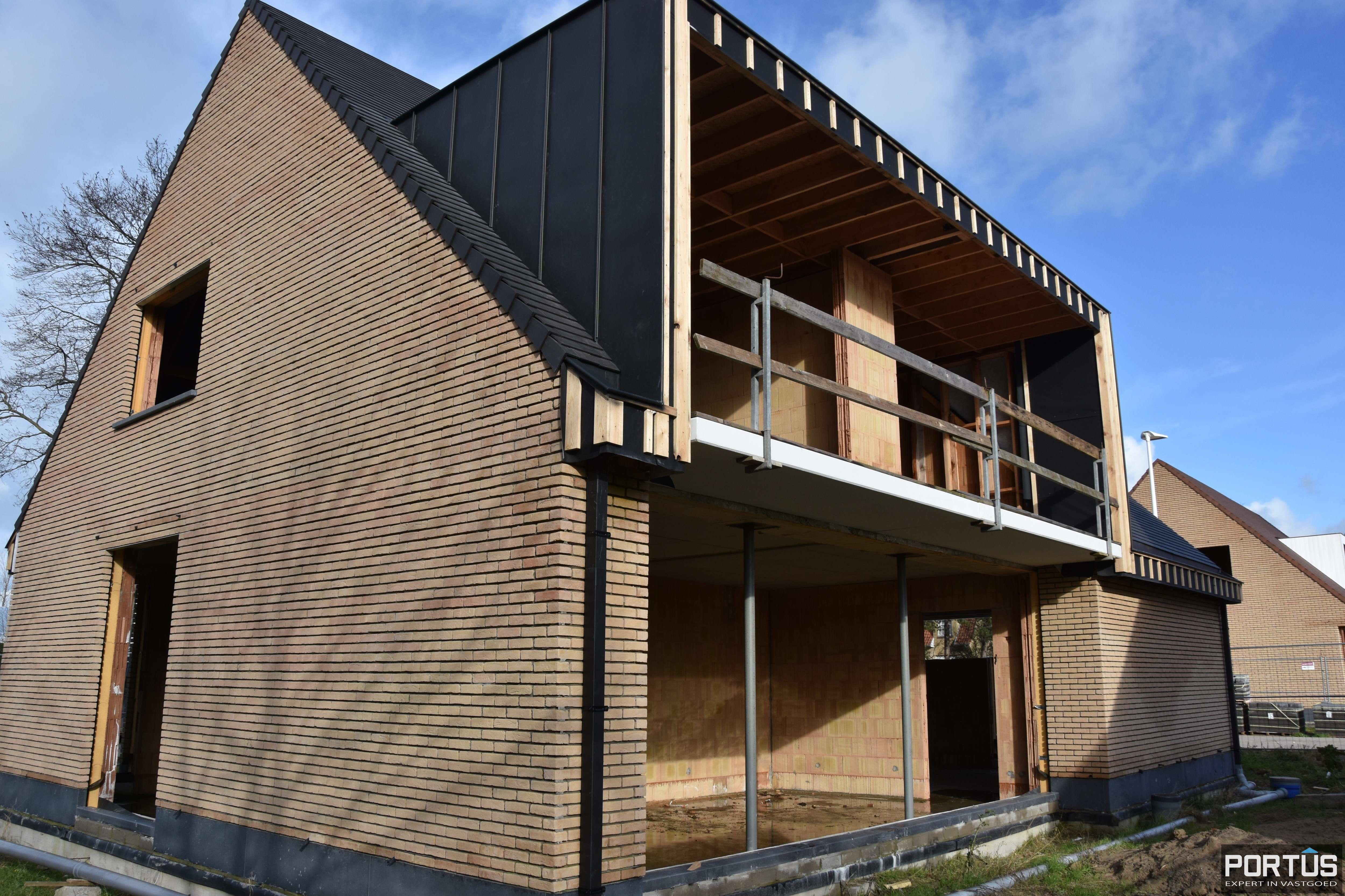 Nieuwbouwvilla met 3 slaapkamers te koop te Nieuwpoort  - 12288