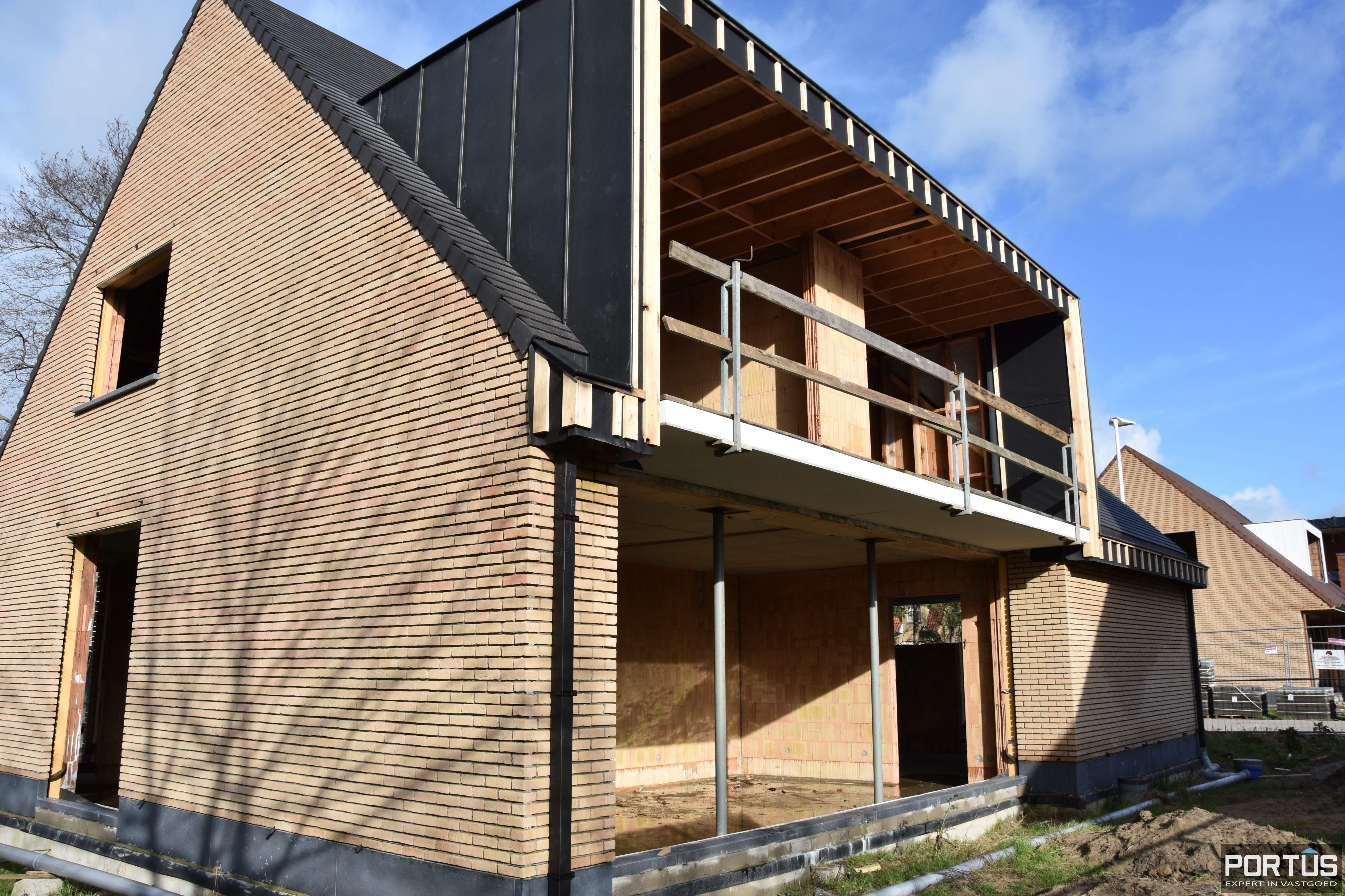 Nieuwbouwvilla met 3 slaapkamers te koop te Nieuwpoort  - 12289