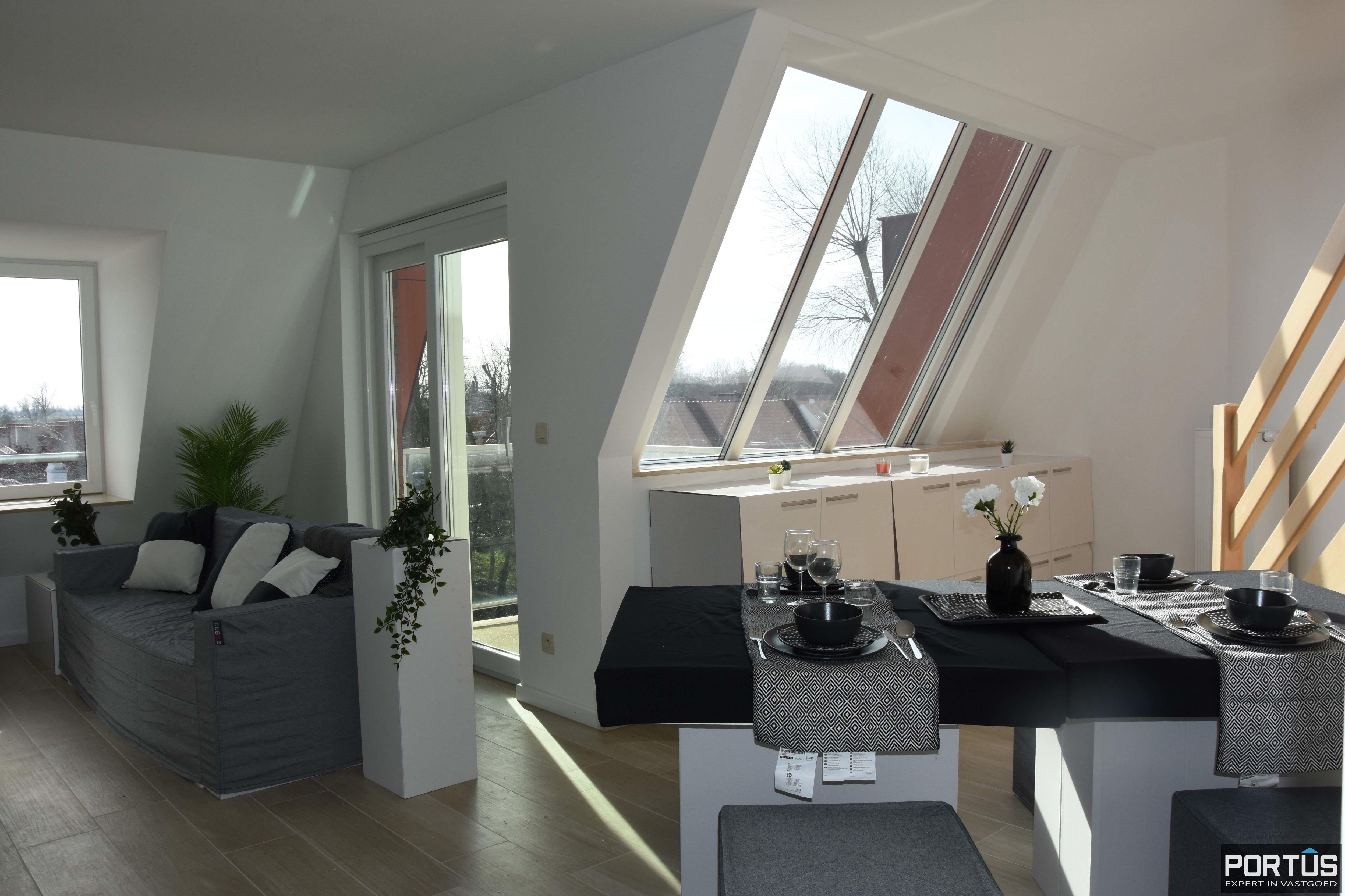 Appartement met 2 slaapkamers te koop te Nieuwpoort - 12307