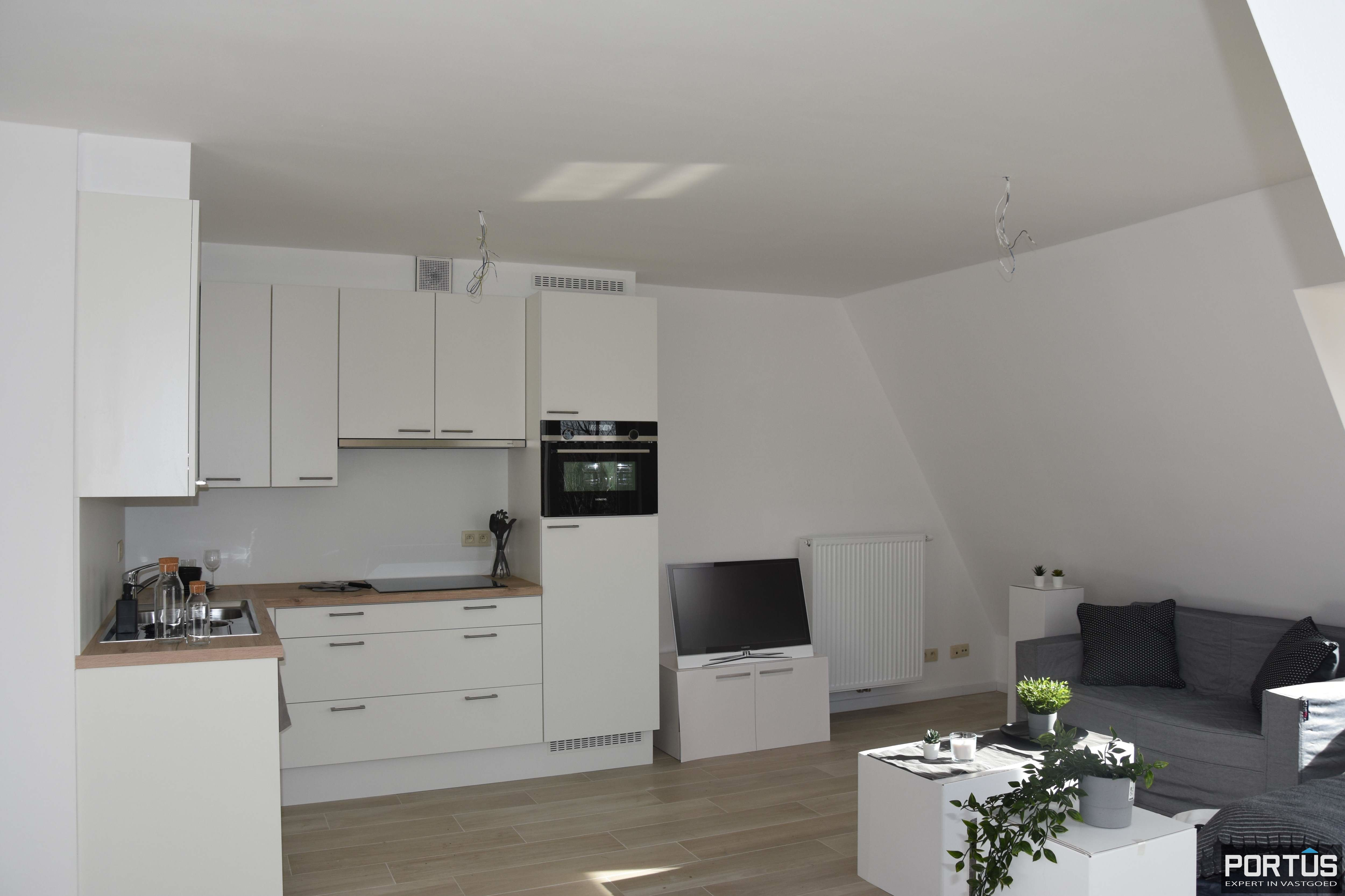 Appartement met 2 slaapkamers te koop te Nieuwpoort - 12308