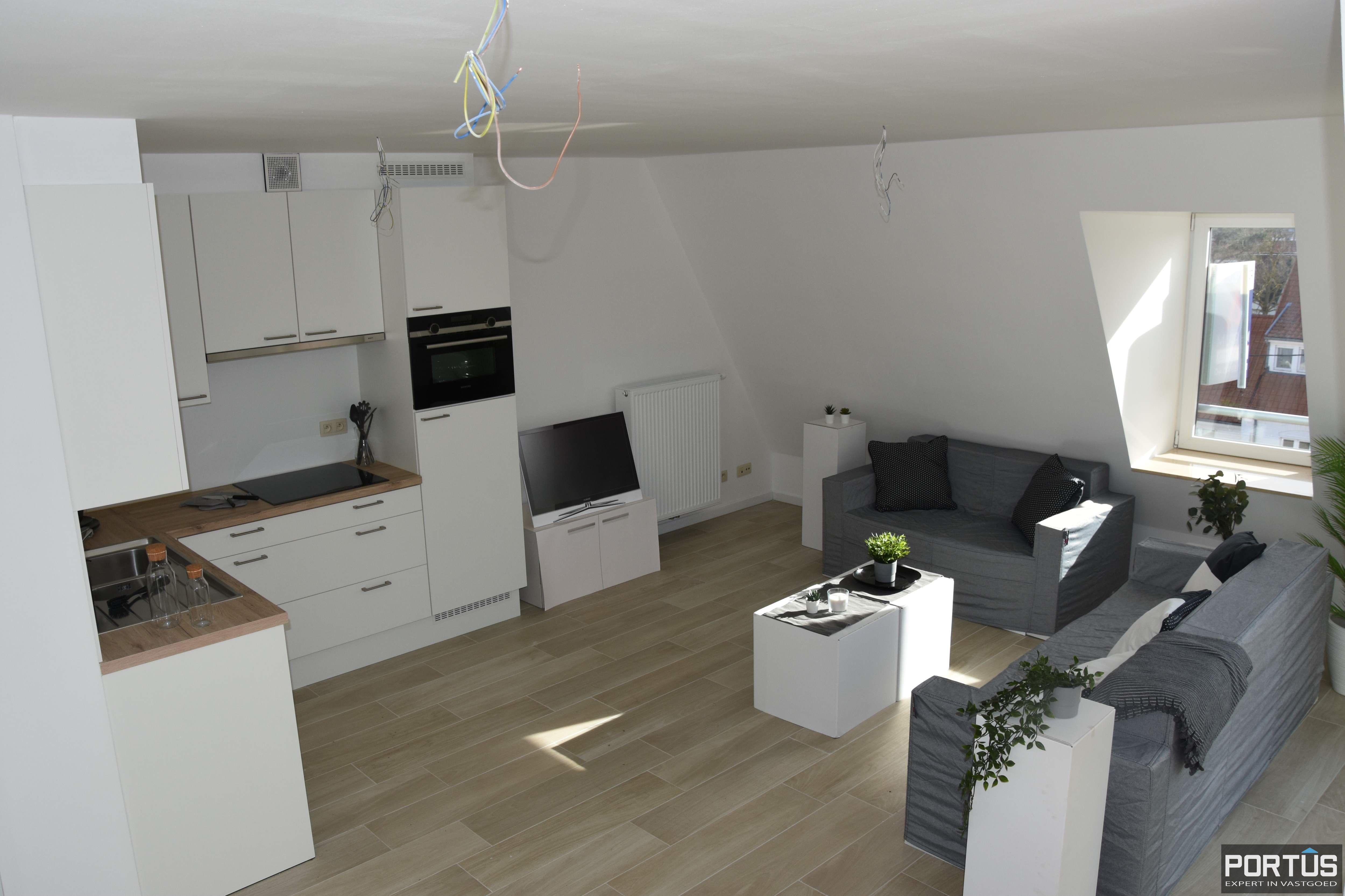 Appartement met 2 slaapkamers te koop te Nieuwpoort - 12312