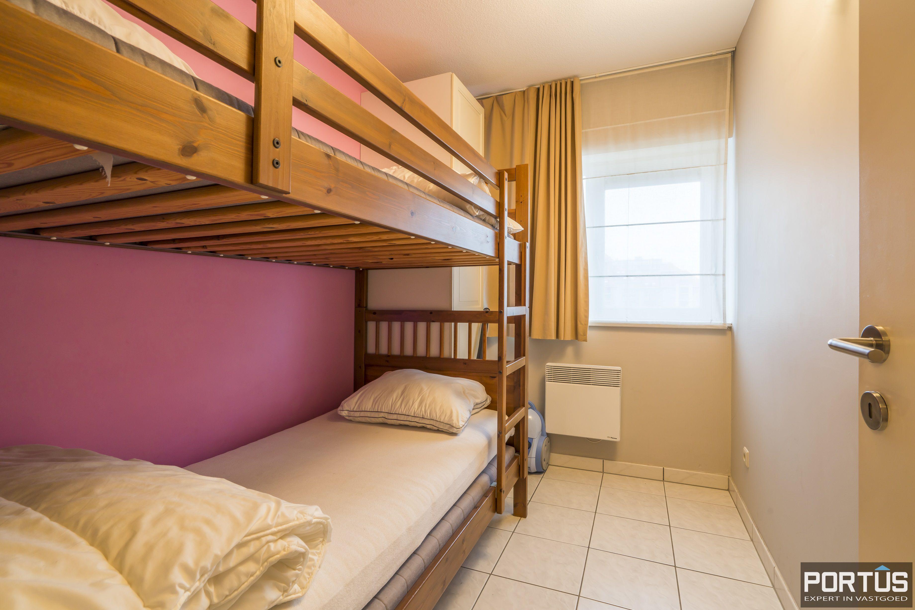 Instapklaar appartement met 2 slaapkamers te koop te Nieuwpoort - 12363