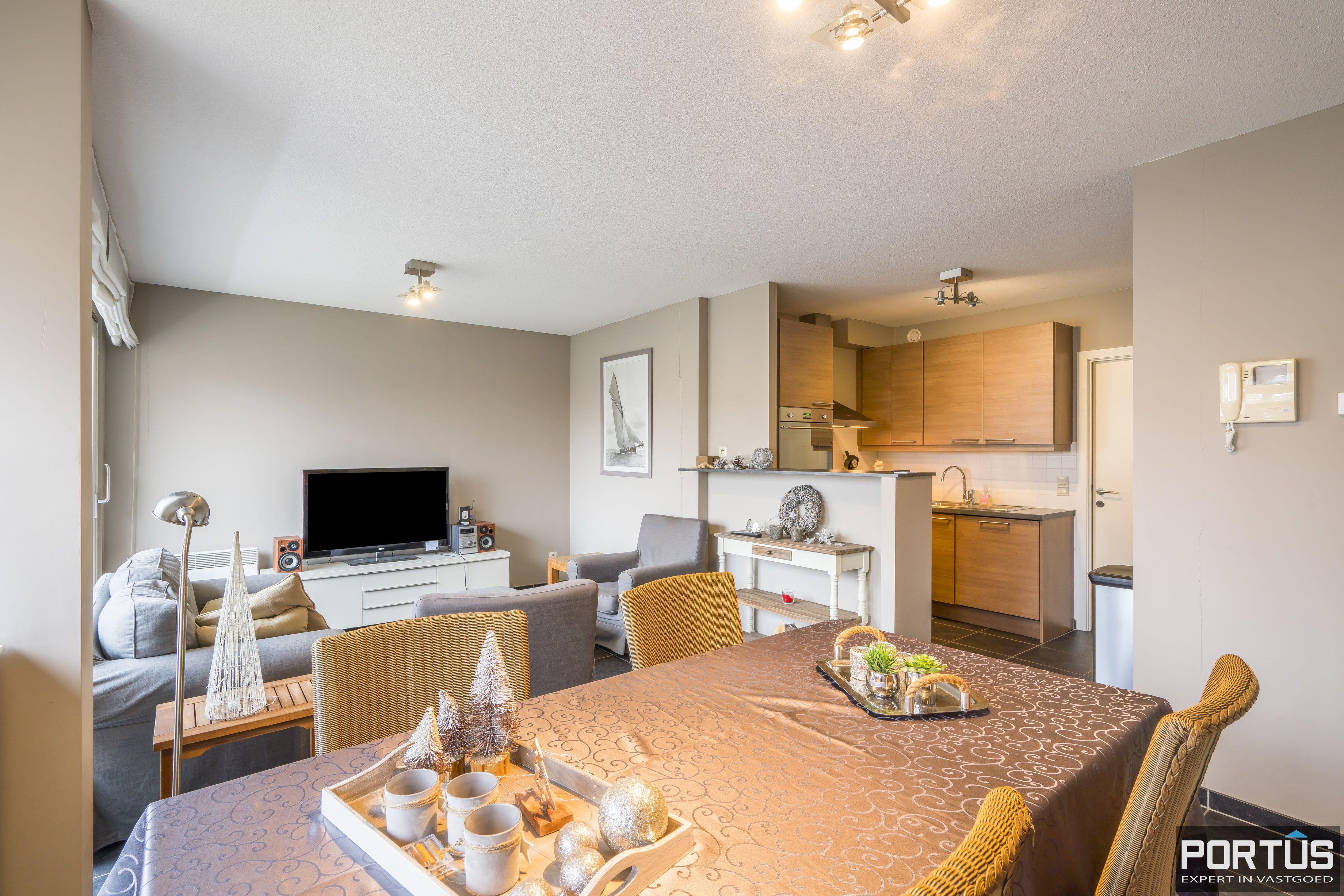 Instapklaar appartement met 2 slaapkamers te koop te Nieuwpoort - 12371