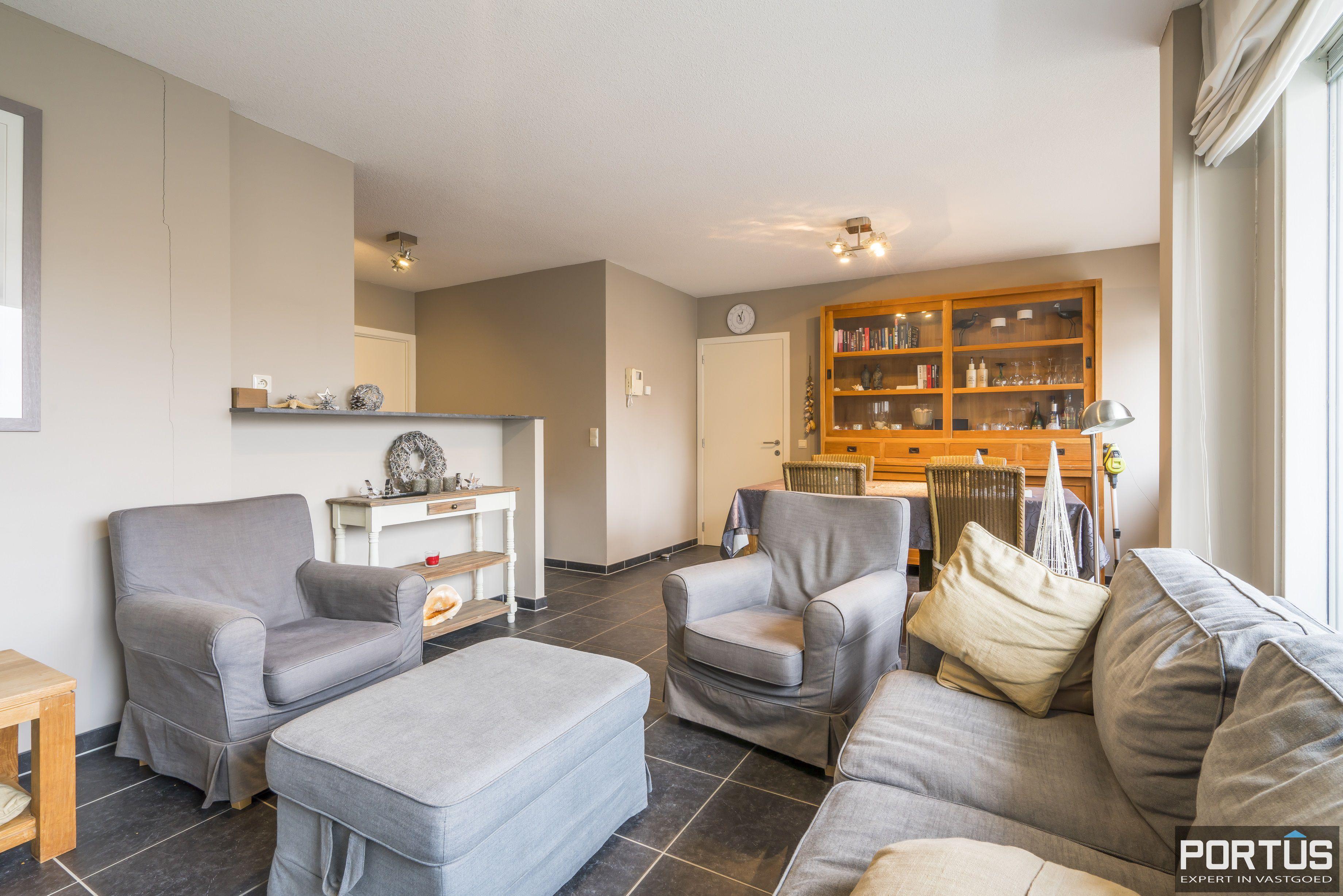 Instapklaar appartement met 2 slaapkamers te koop te Nieuwpoort - 12374