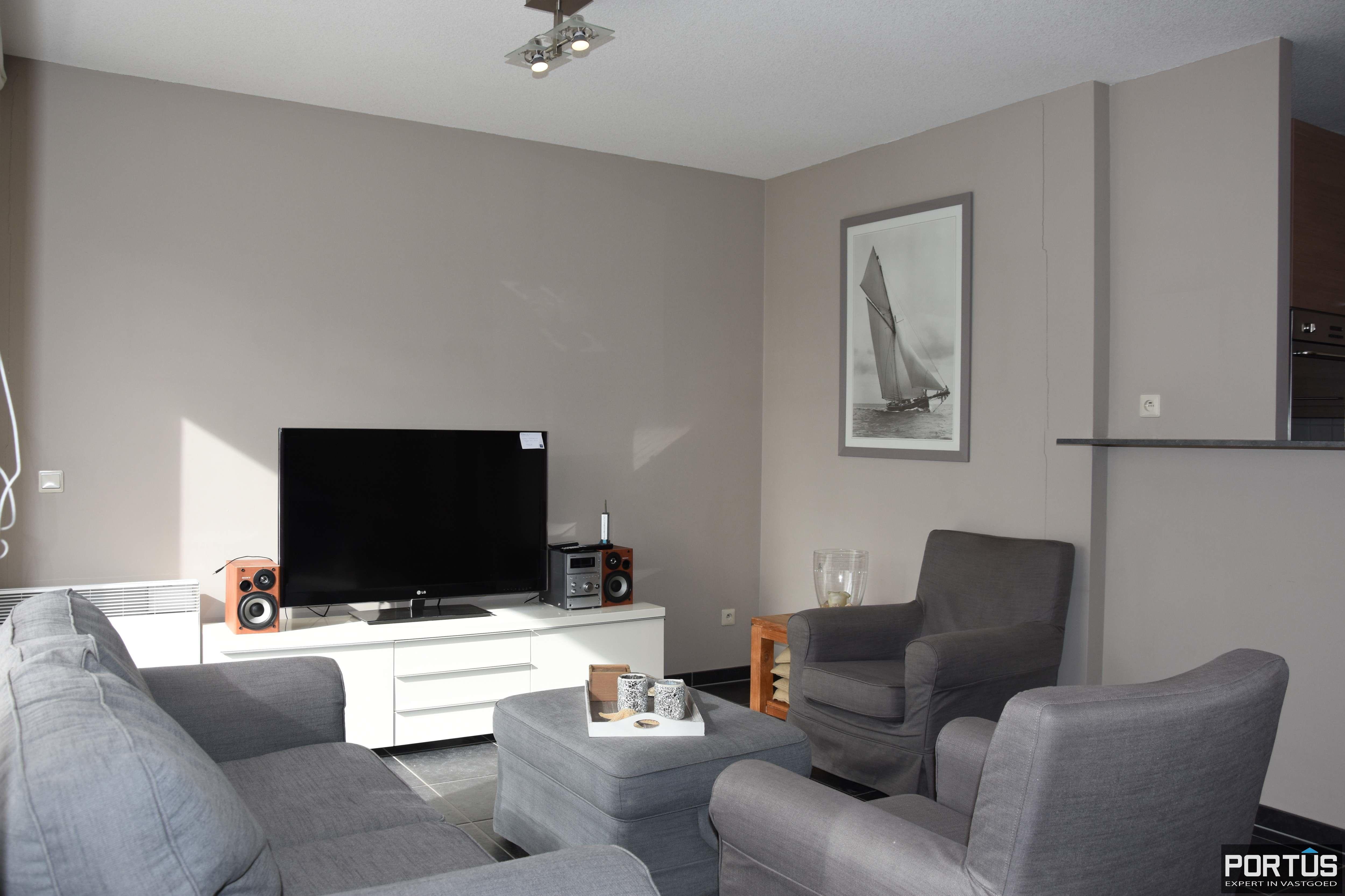 Instapklaar appartement met 2 slaapkamers te koop te Nieuwpoort - 12377