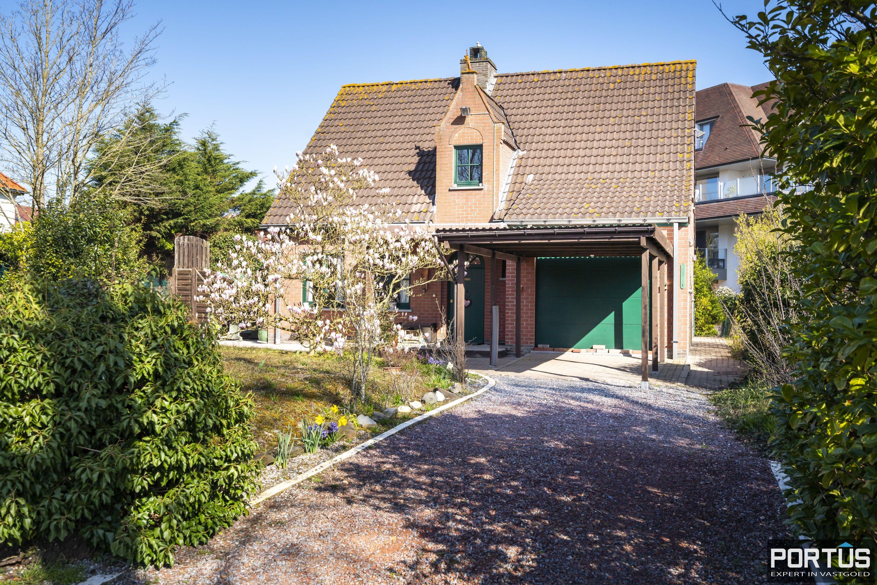 Villa te koop met 3 slaapkamers te Nieuwpoort