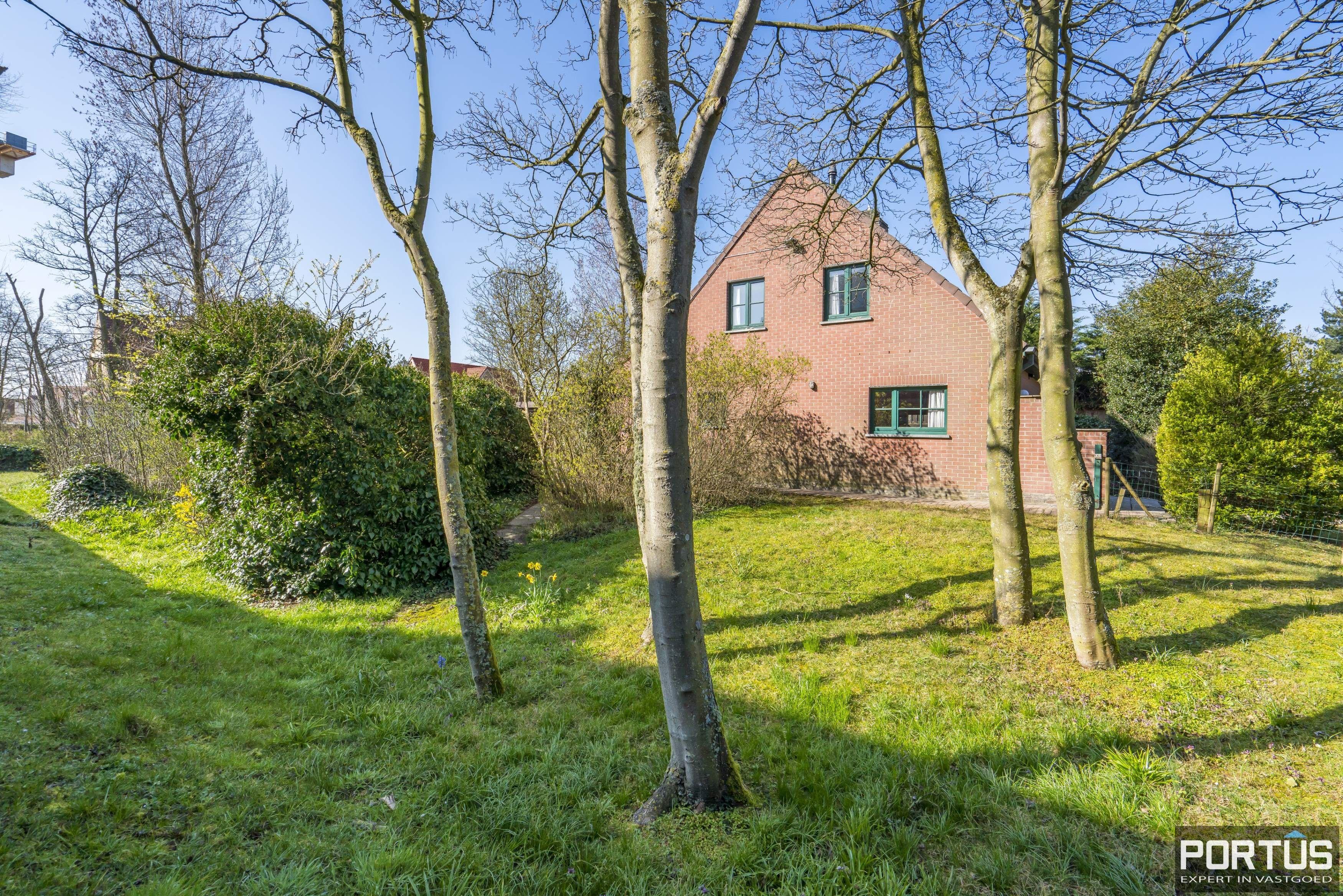 Villa te koop met 3 slaapkamers te Nieuwpoort - 12486