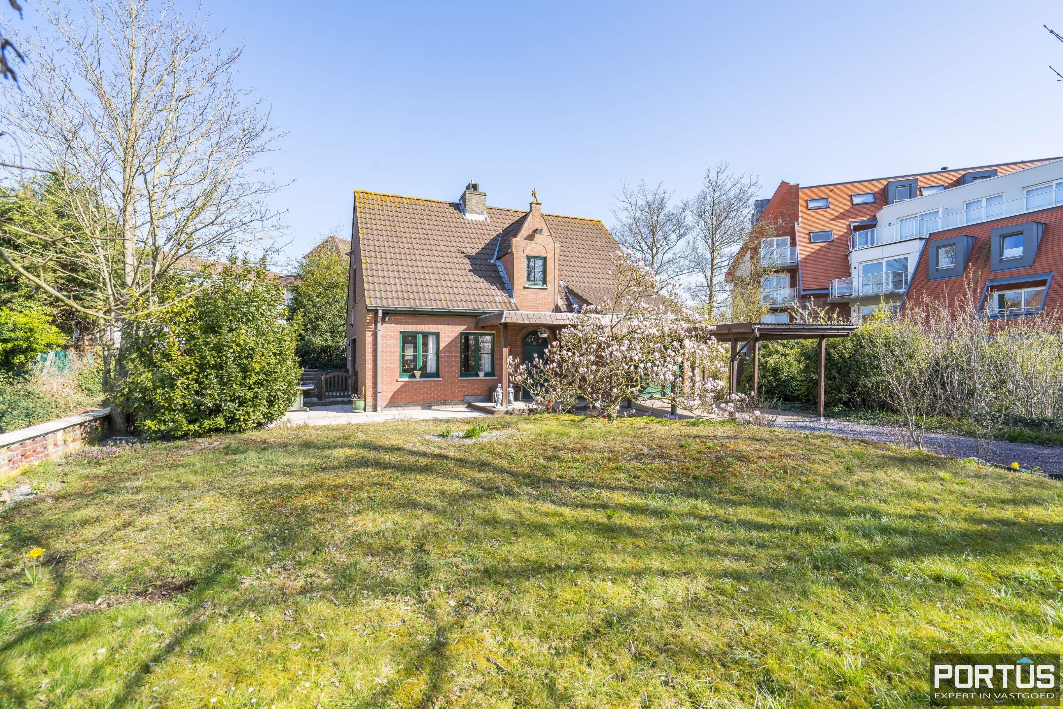 Villa te koop met 3 slaapkamers te Nieuwpoort - 12487