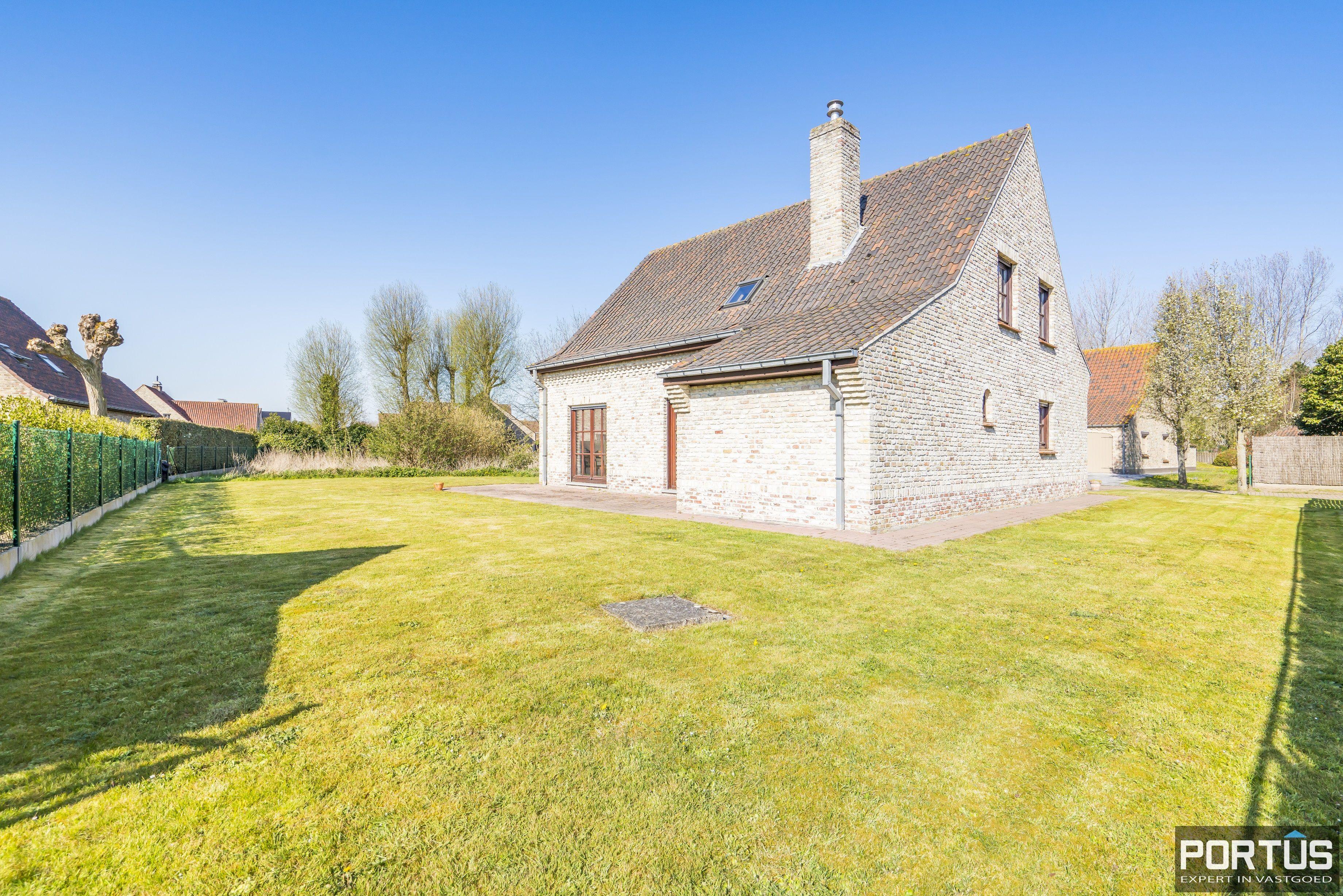 Woning te koop met 4 slaapkamers te Oostduinkerke - 12587