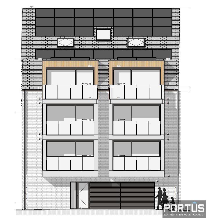 Duplex te koop in Residentie De Lombarden 2.0 te Lombardsijde - 12744