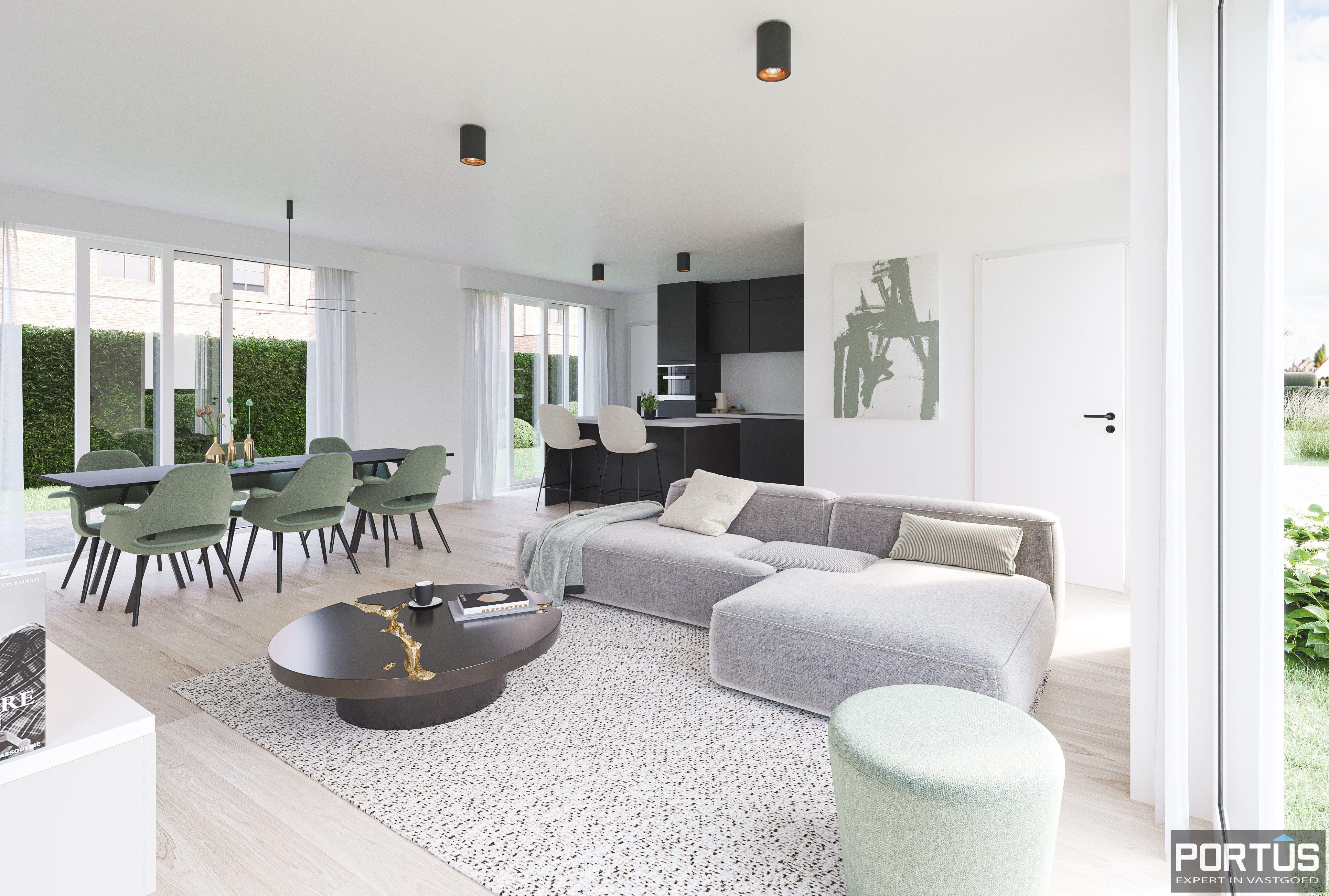 Landelijke gezinswoning met 3 slaapkamers te koop te Lombardsijde