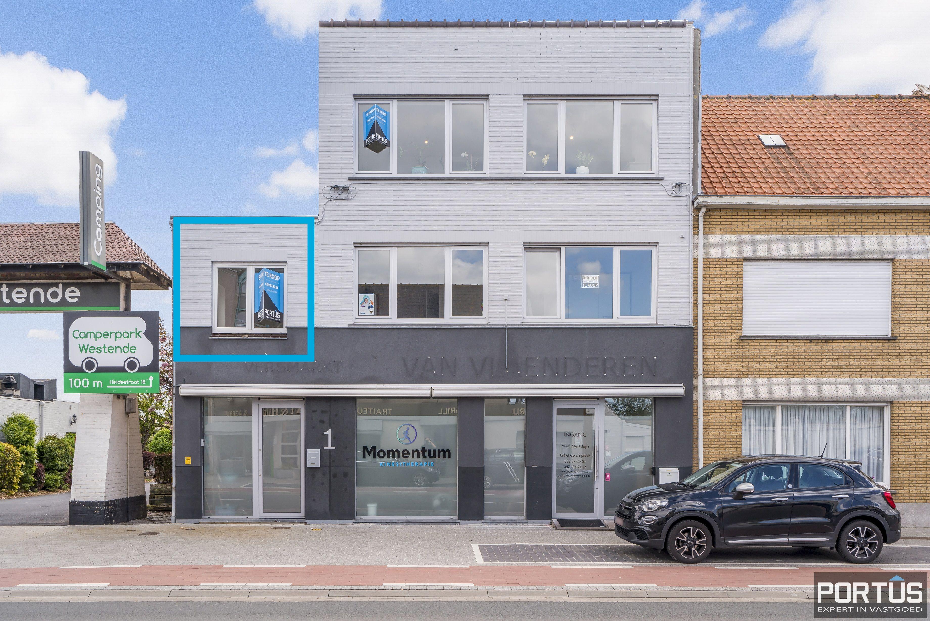 Gerenoveerd appartement te koop te Westende  - 12887