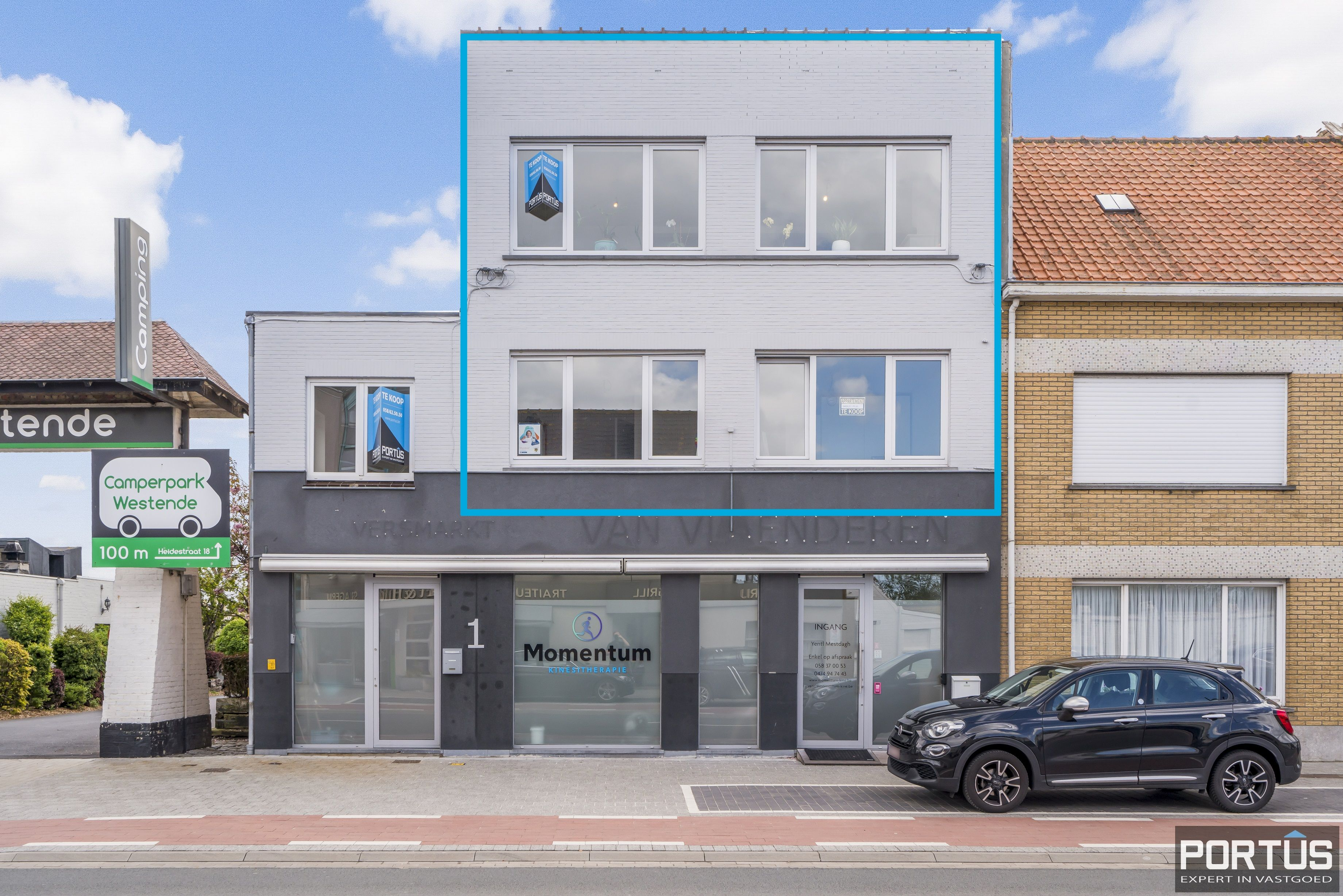 Appartement met 3 slaapkamers te koop te Westende - 12862
