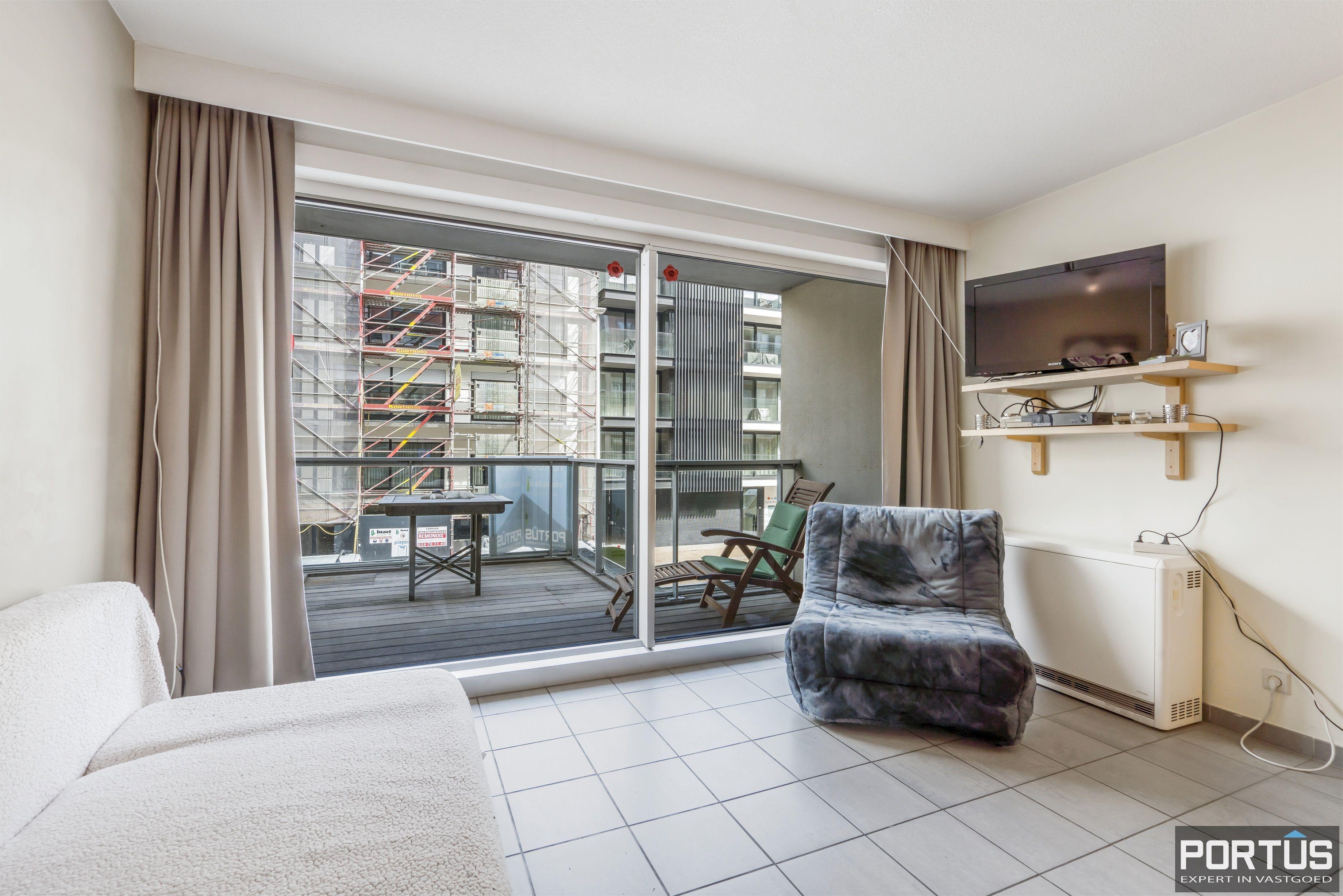 Instapklaar appartement met slaaphoek te koop te Nieuwpoort-Bad - 12999