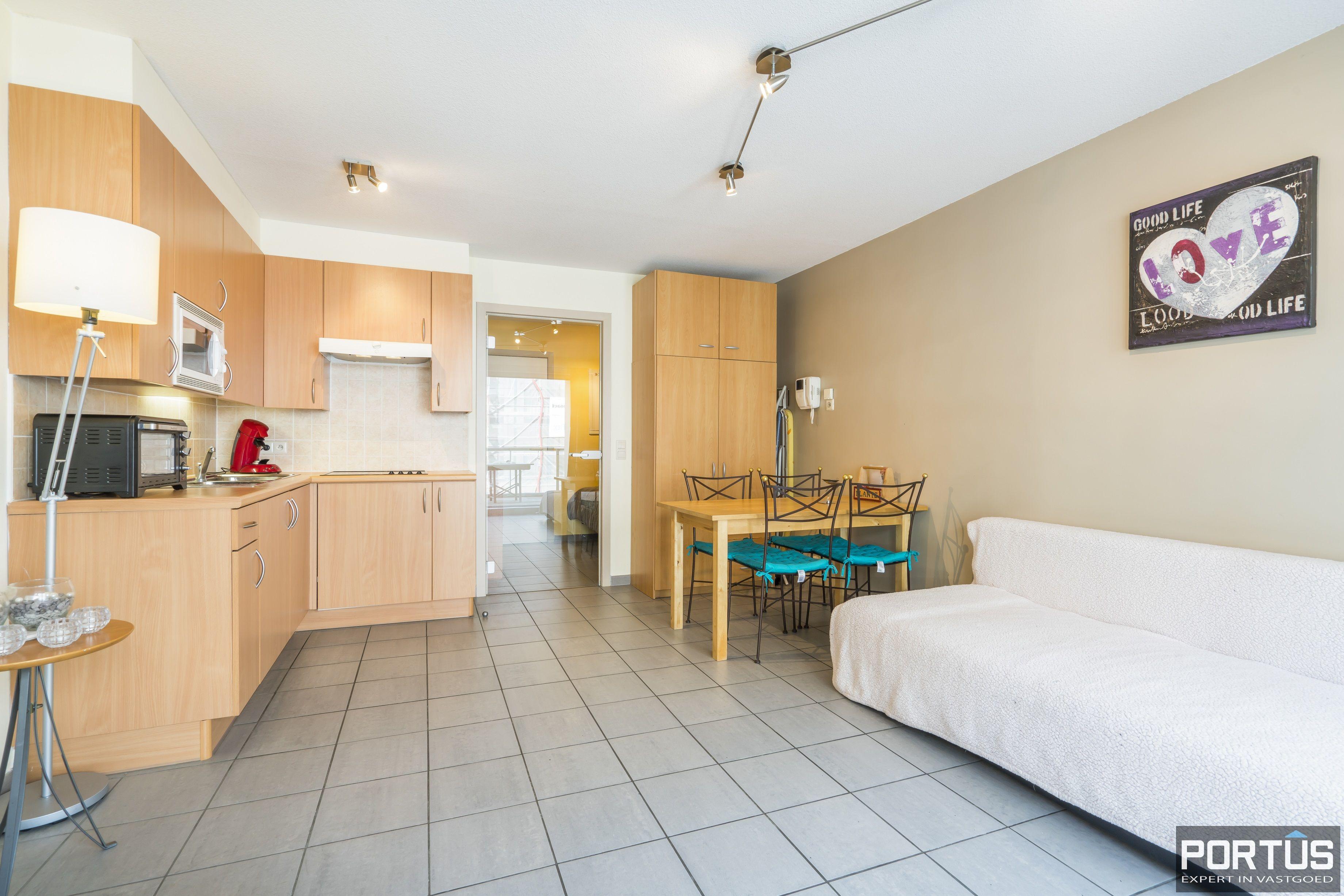 Instapklaar appartement met slaaphoek te koop te Nieuwpoort-Bad - 13001