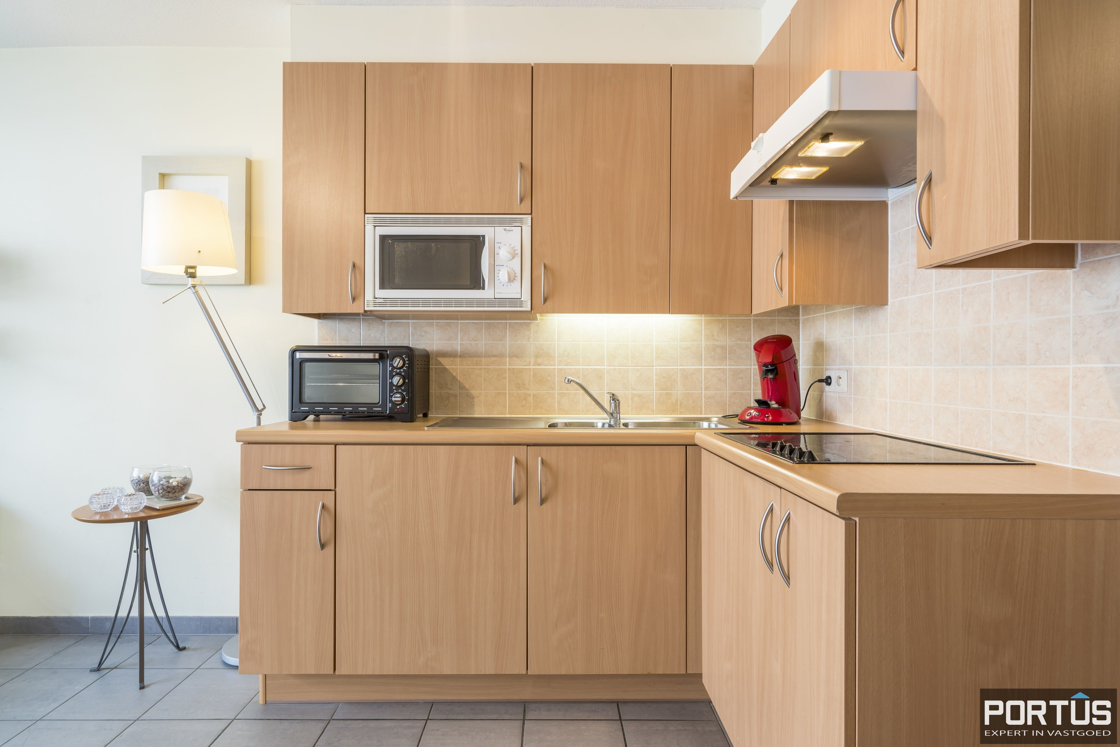 Instapklaar appartement met slaaphoek te koop te Nieuwpoort-Bad - 13002