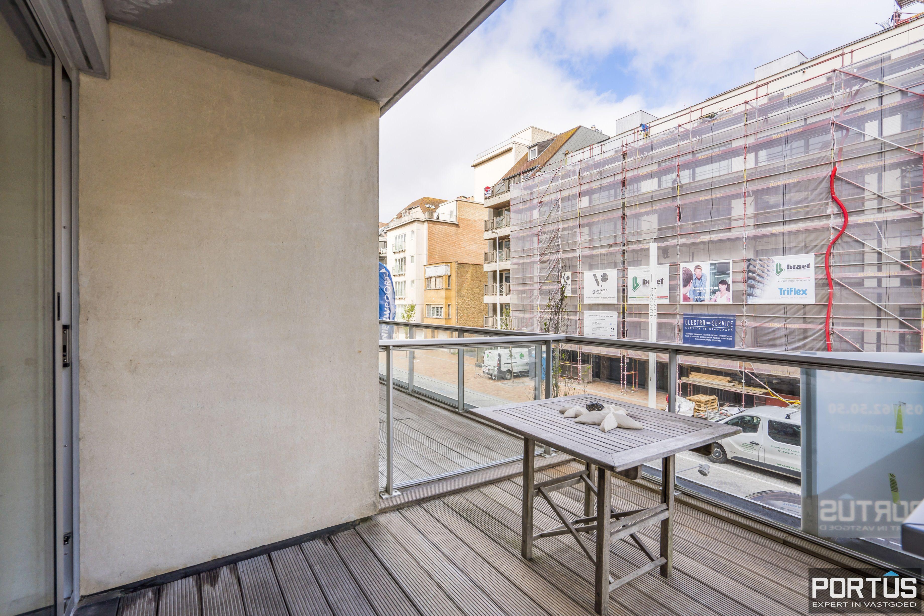 Instapklaar appartement met slaaphoek te koop te Nieuwpoort-Bad - 13007