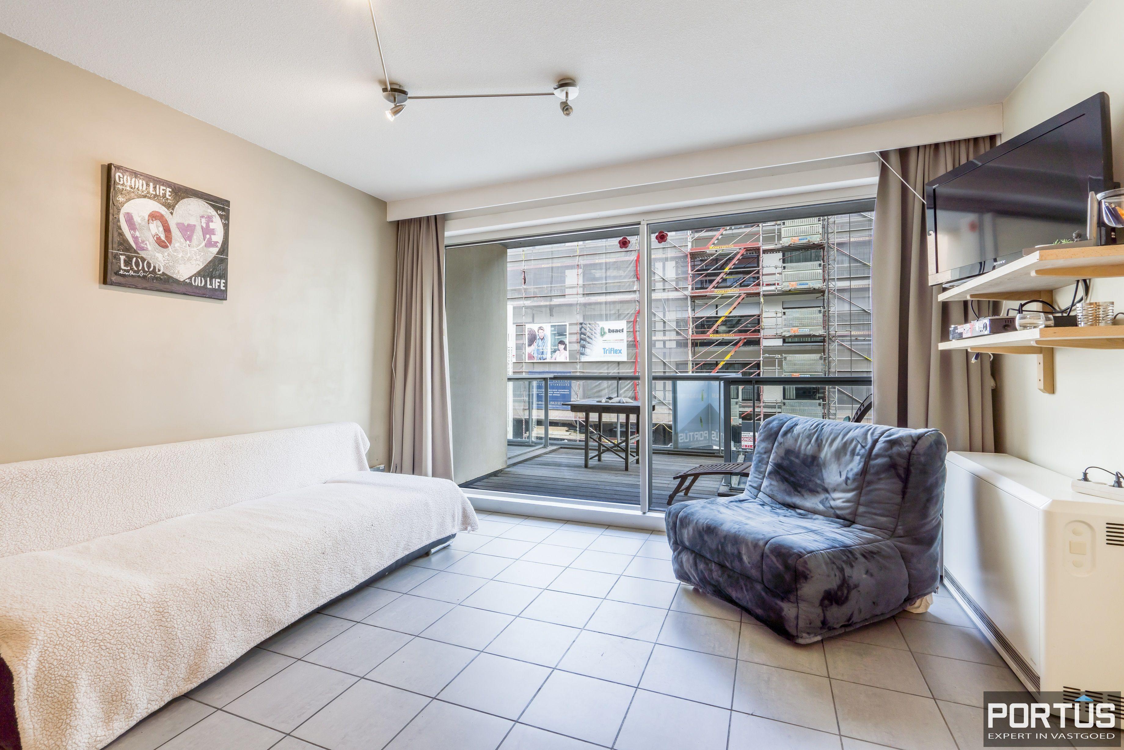 Instapklaar appartement met slaaphoek te koop te Nieuwpoort-Bad - 13011