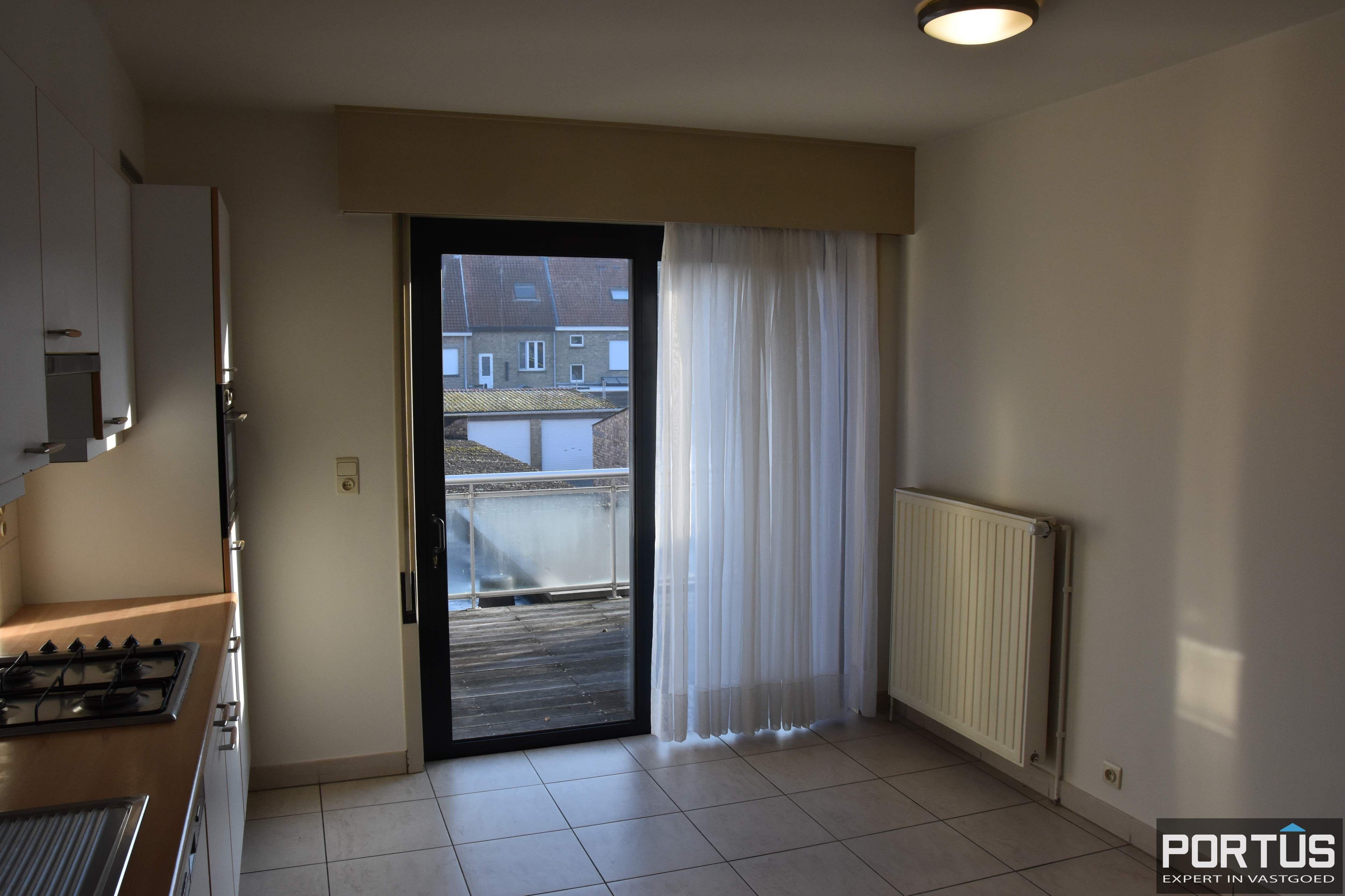 Woning te huur met 2 slaapkamers en dubbele garage in Nieuwpoort-stad - 13035