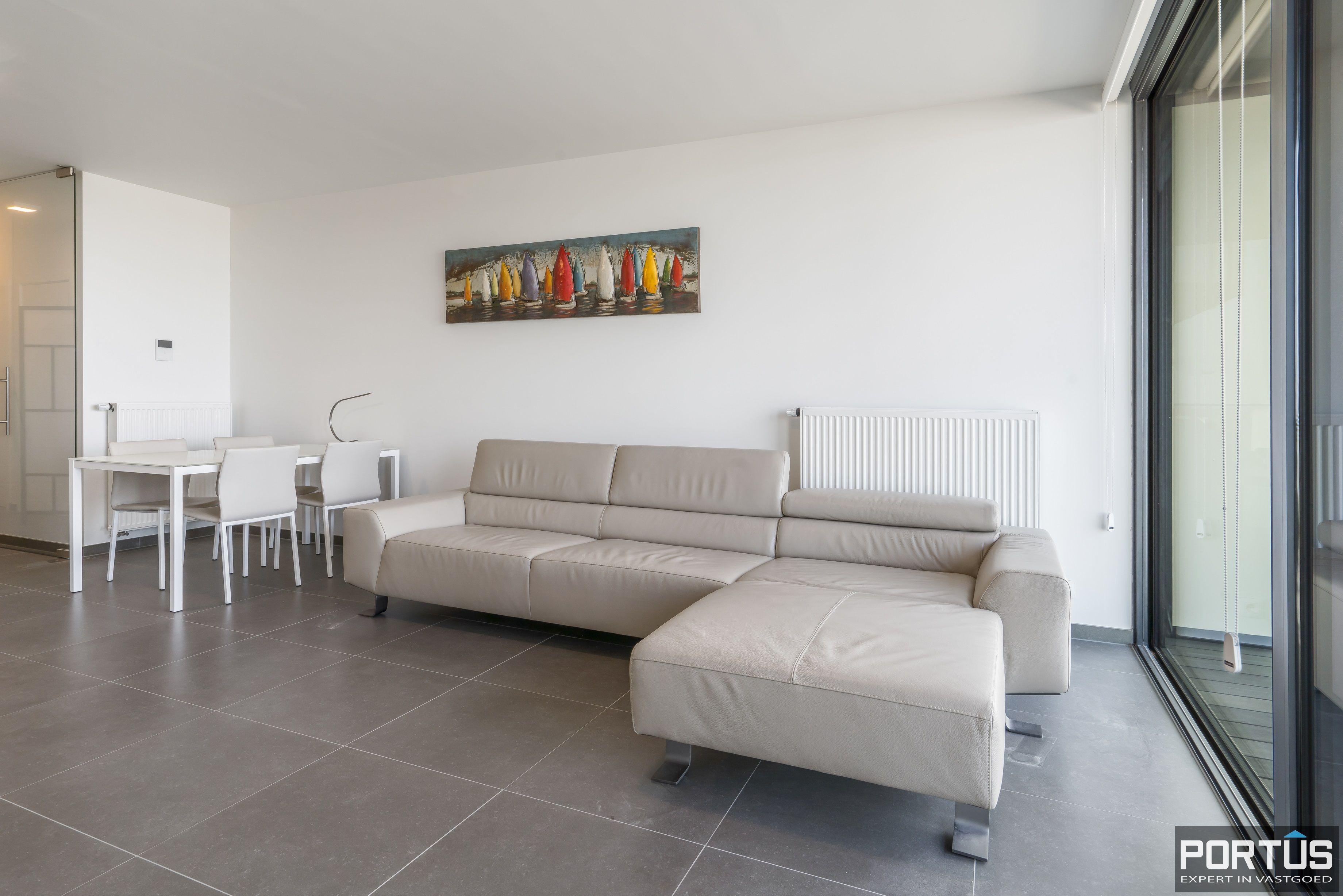 Recent appartement te koop te Nieuwpoort met frontaal zeezicht - 13040