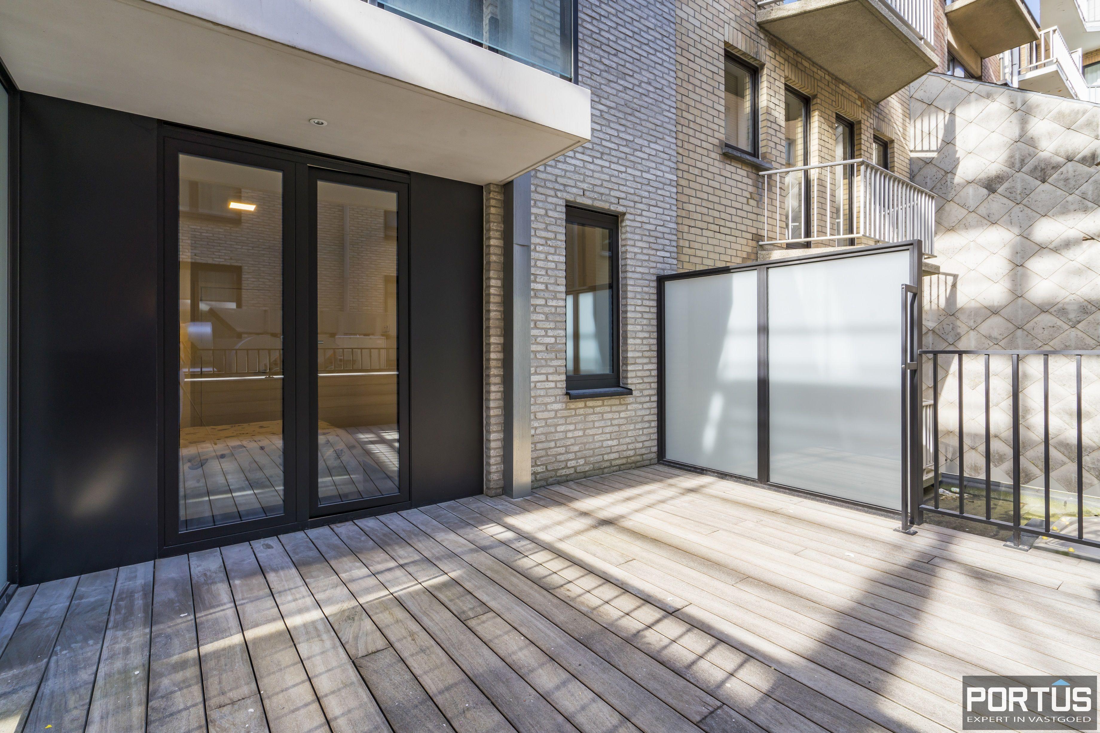 Recent appartement te koop te Nieuwpoort met frontaal zeezicht - 13046
